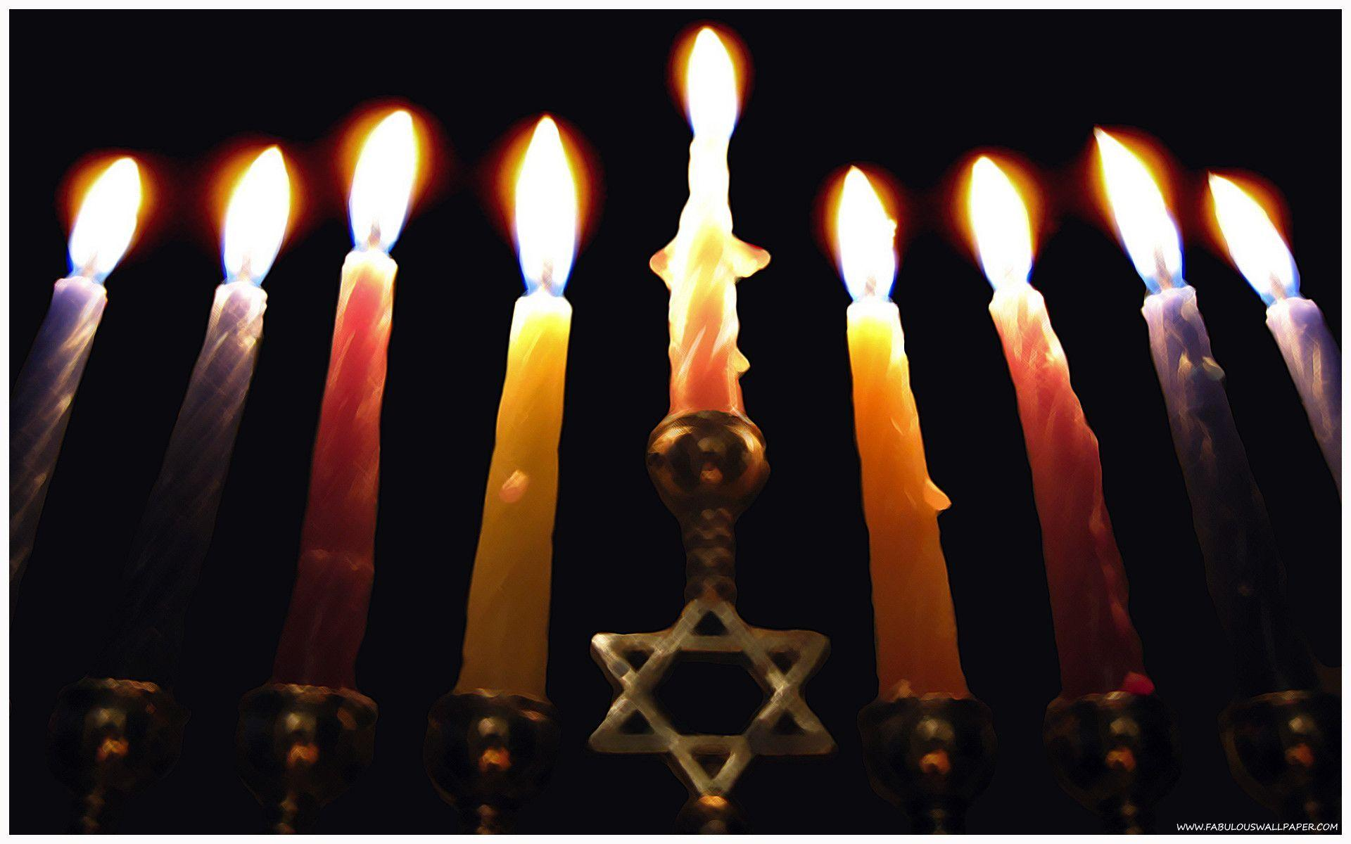 Hanukkah Browser Themes & Desktop Wallpapers