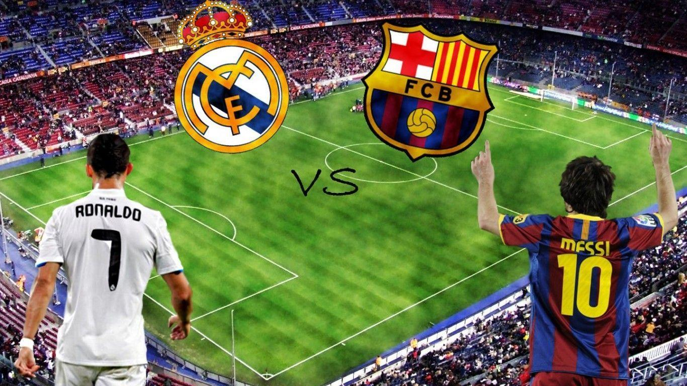 Real Madrid Vs Barcelona Wallpapers 2014 Wallpapers