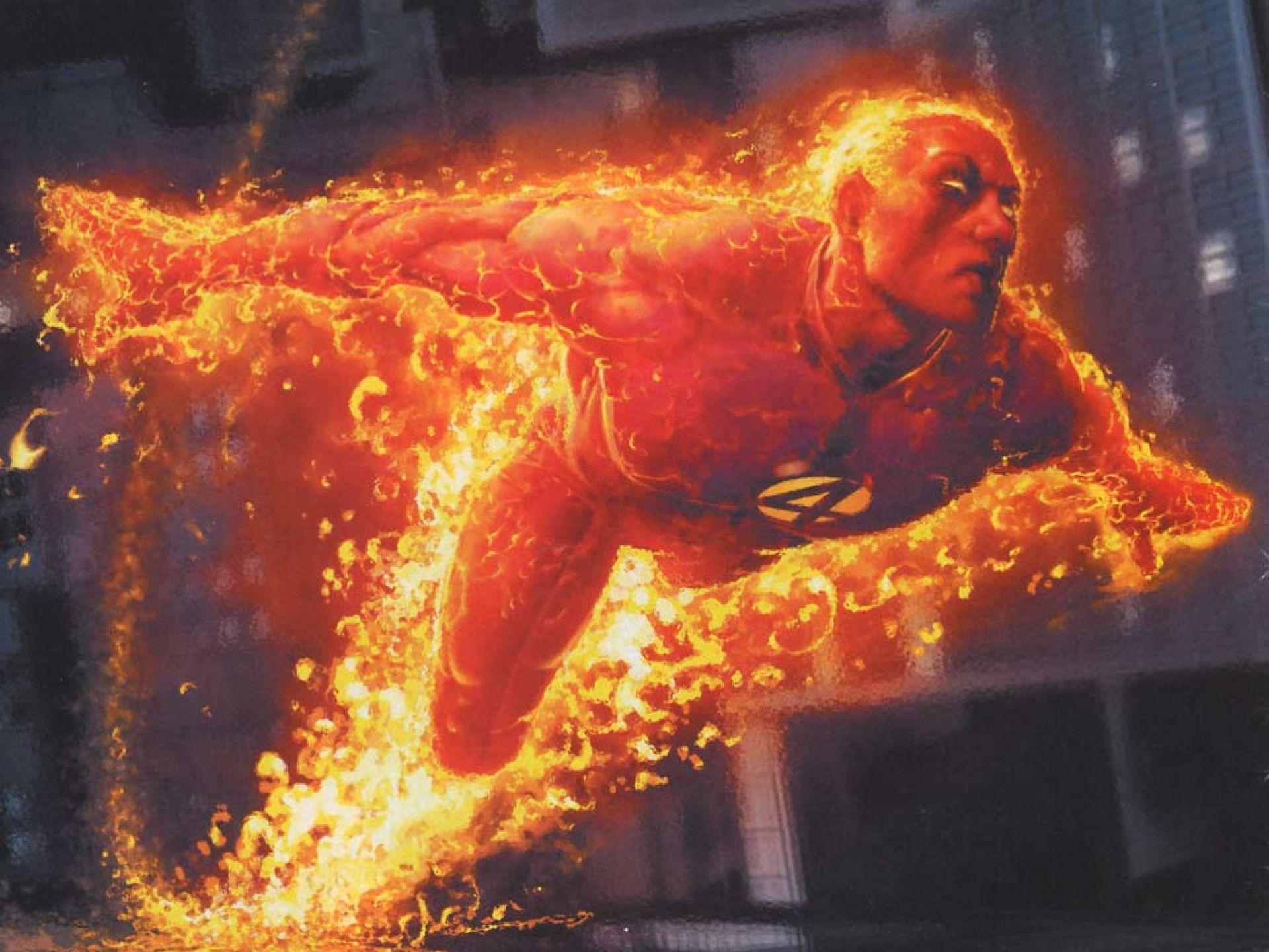 The Human Torch: 20 Things Only Real Marvel Fans Know