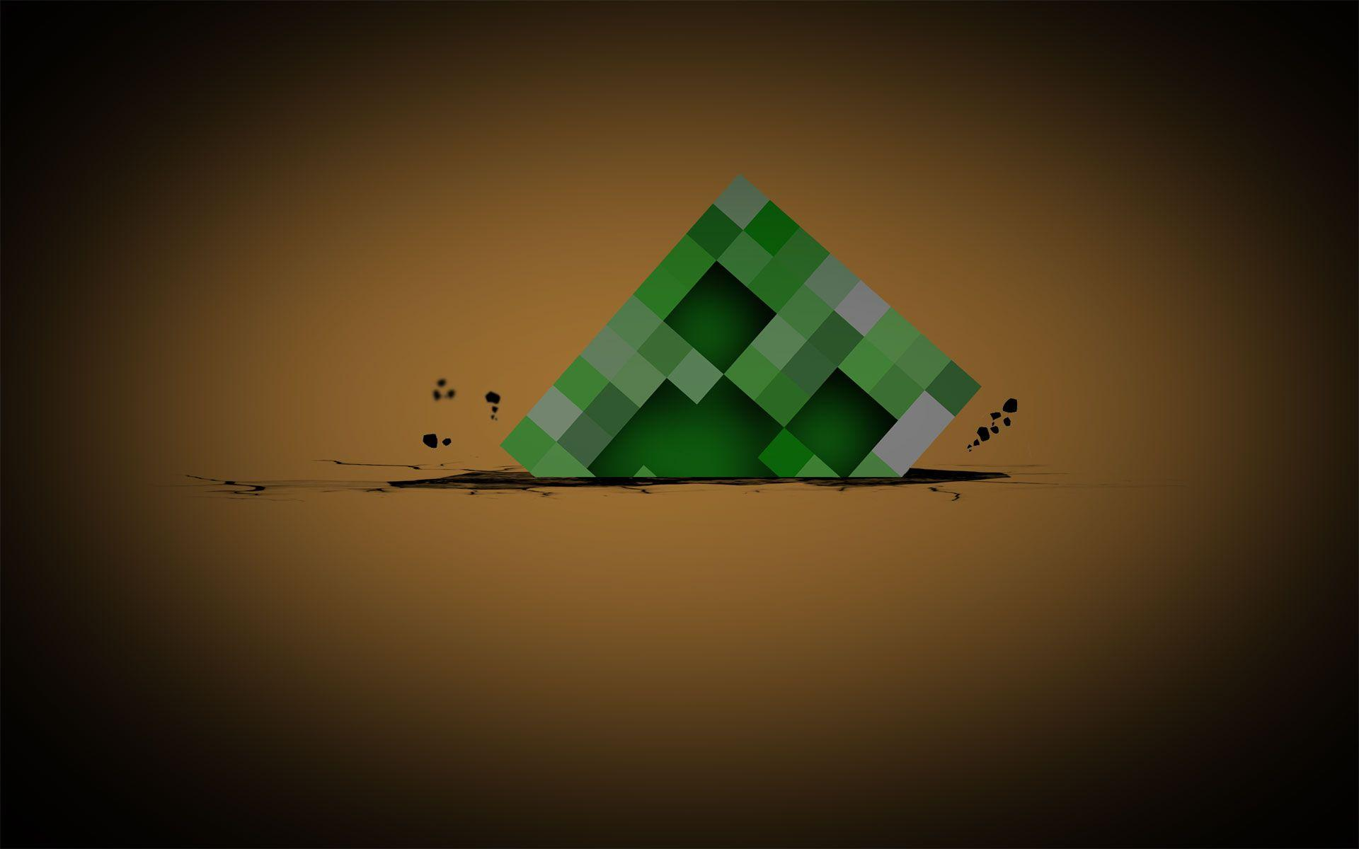 Creeper Face Grave Minecraft, Games Wallpaper, hd phone wallpapers ...