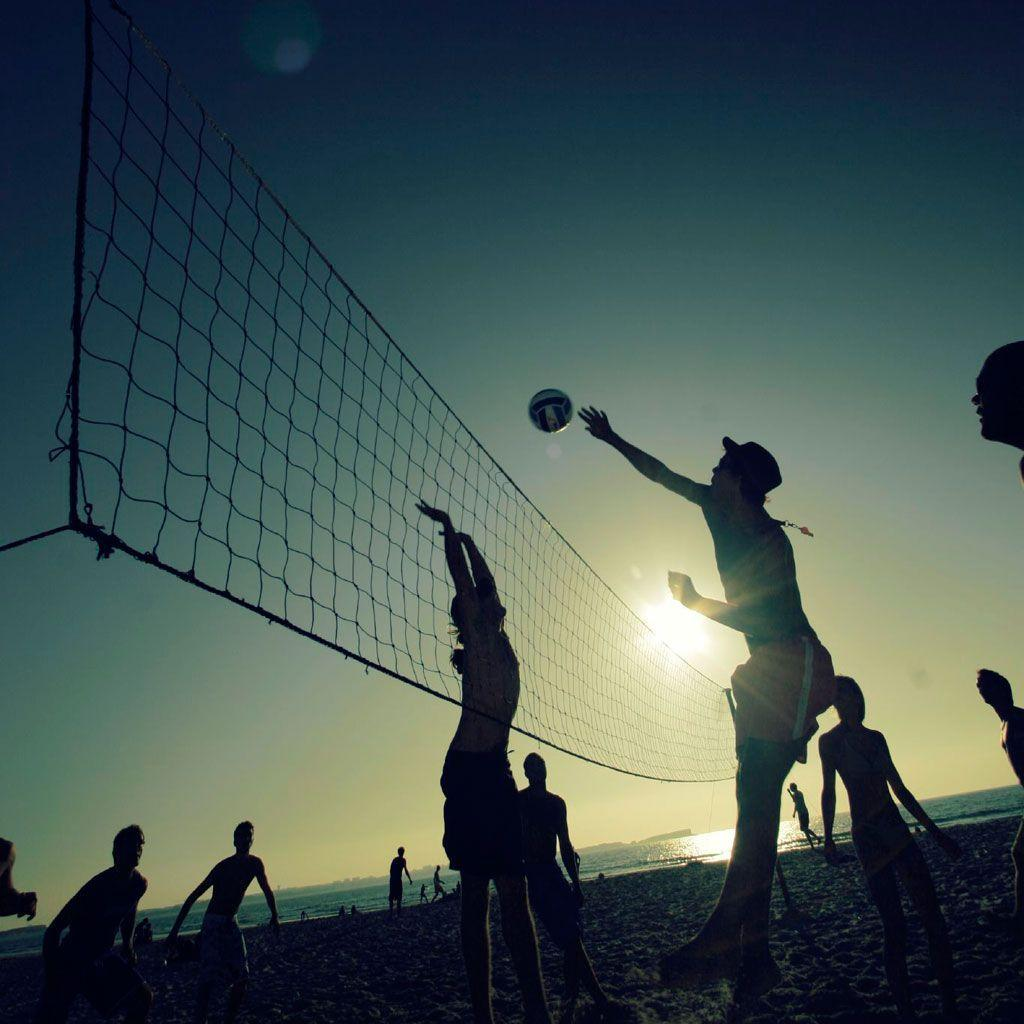 Volleyball Beach HD Wallpapers