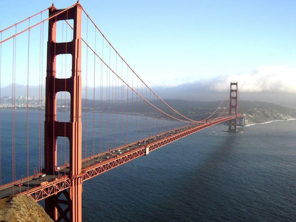 Golden Gate Bridge Wallpapers | WallPaper Glow