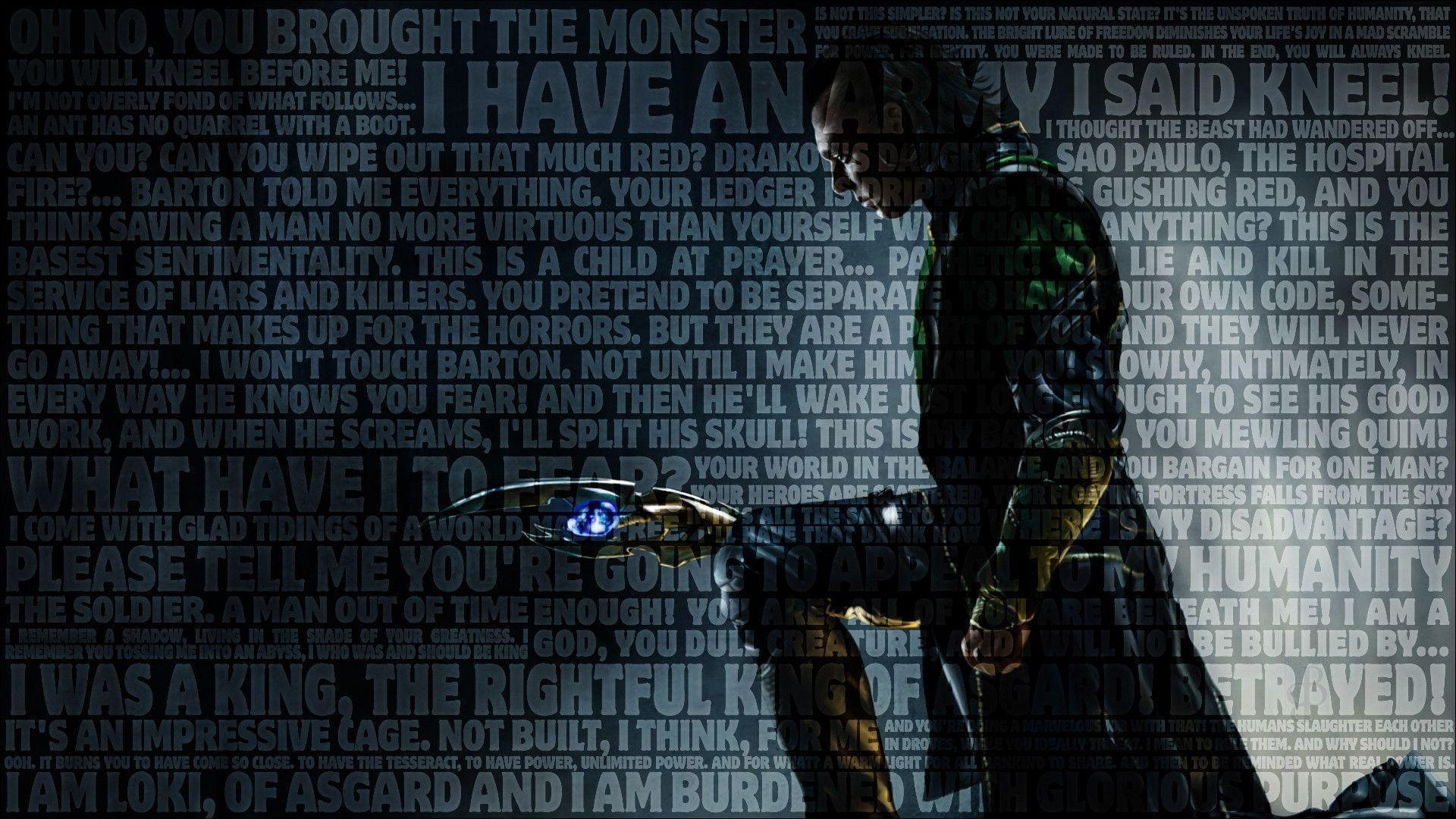 Loki Wallpaper By Bbboz On DeviantArt