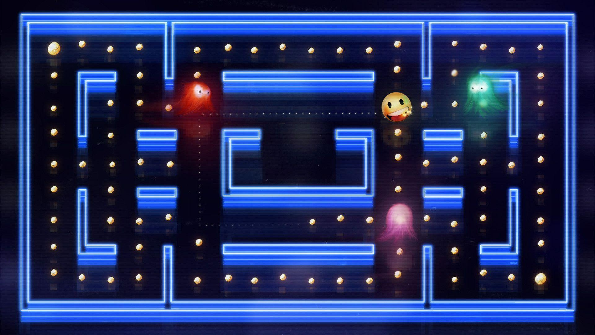 Pac Man wallpapers