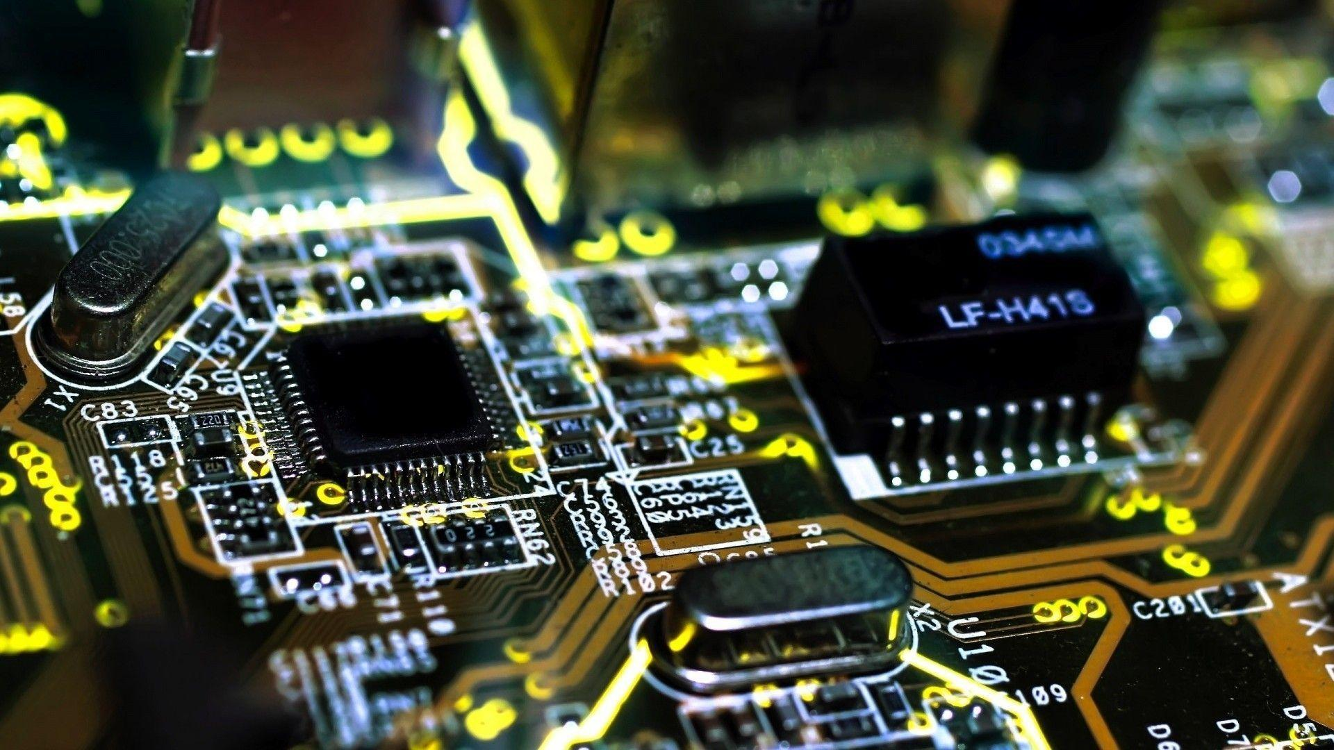 Circuit board Wallpapers #
