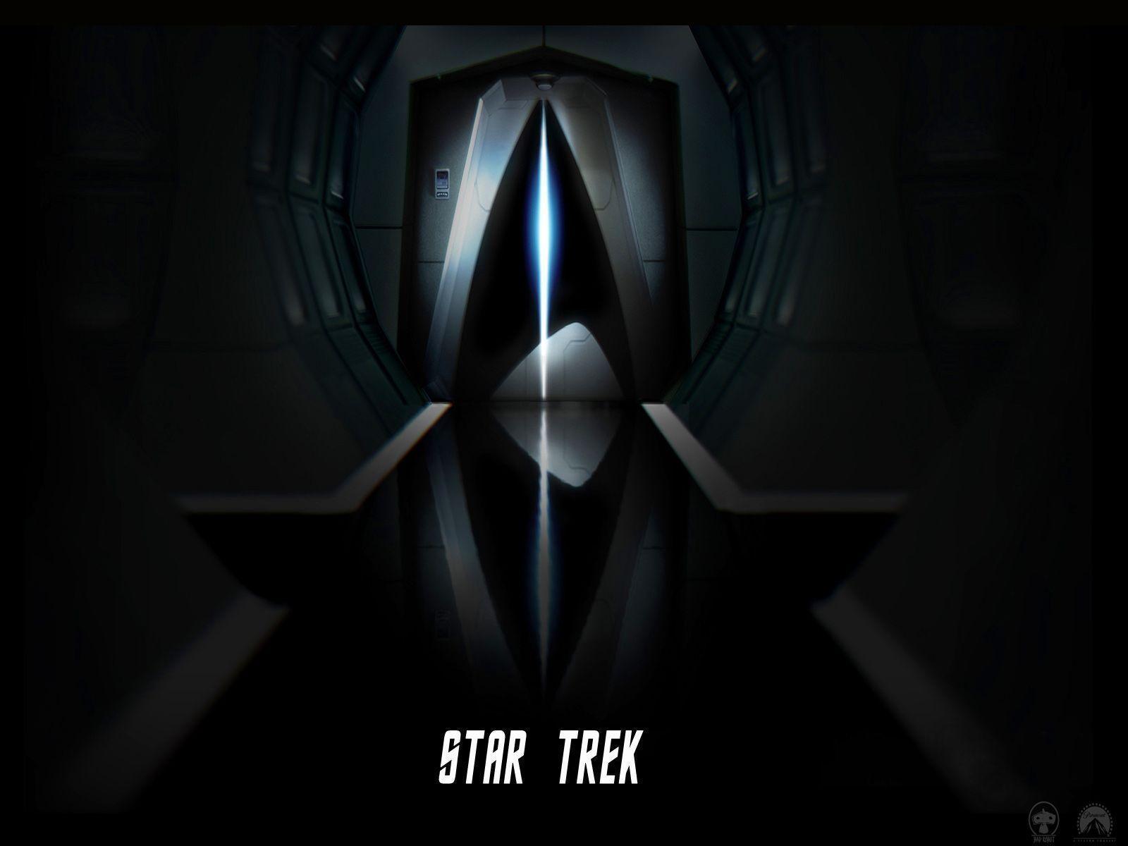Star trek insignia wallpaper