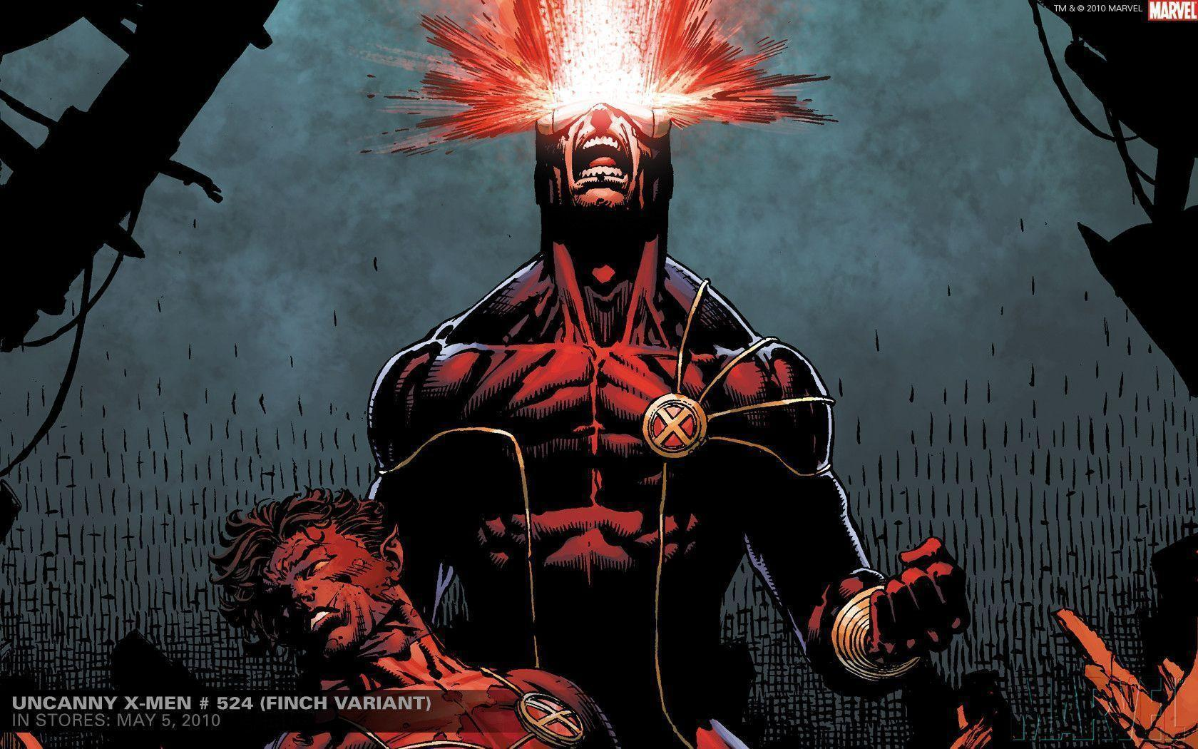 Uncanny X Men Hd: Cyclops Wallpapers