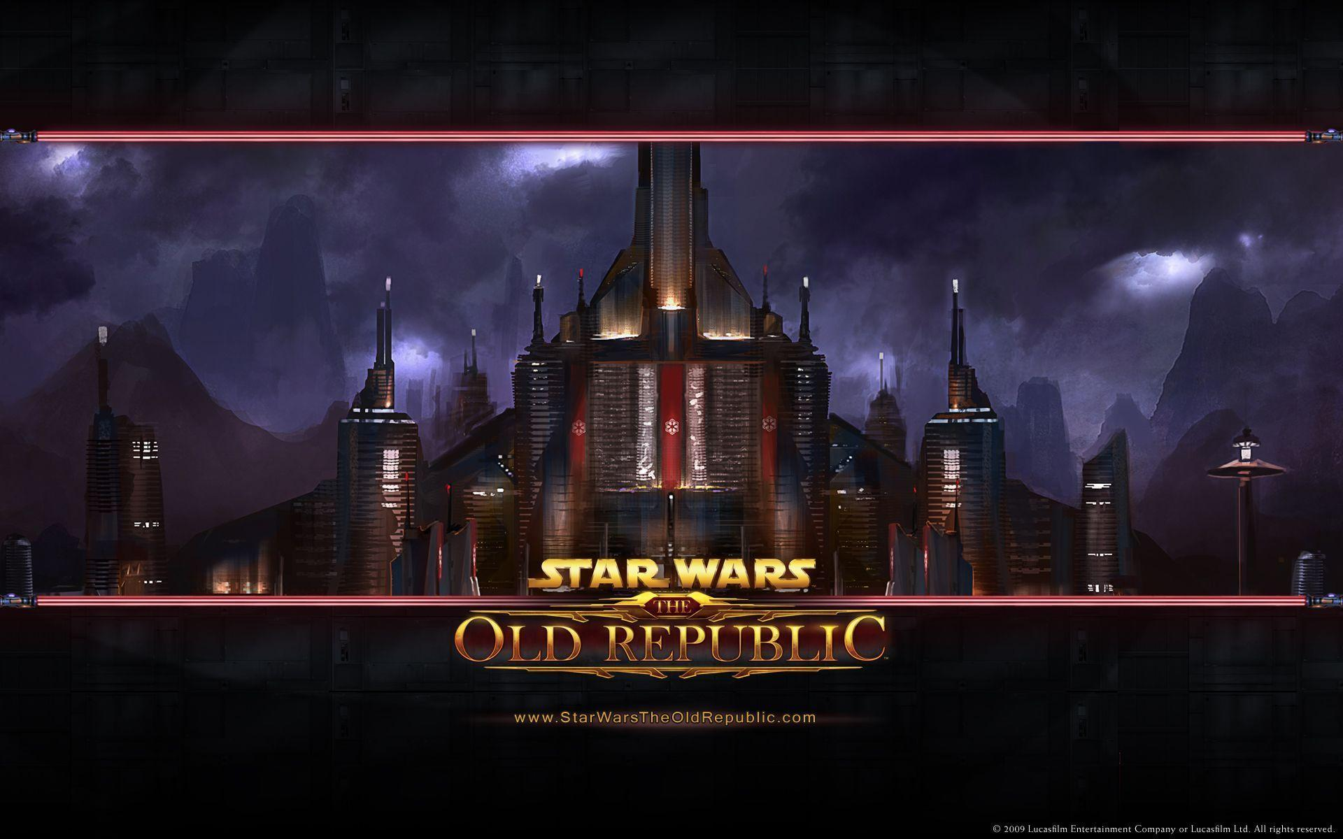 Star Wars Old Republic Wallpapers Design Ideas ~ Star Wars The Old