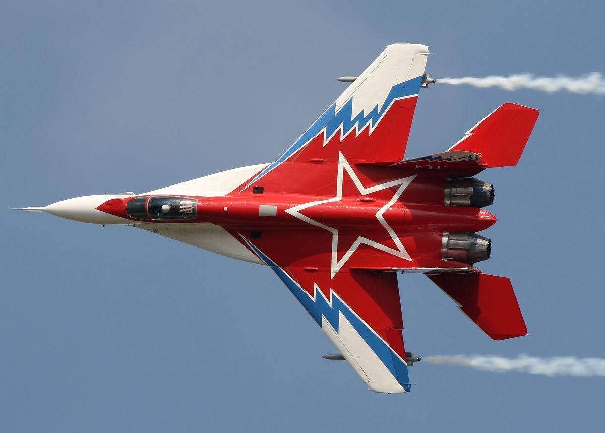 Mig 35 Hd Wallpaper: MiG-29 Wallpapers