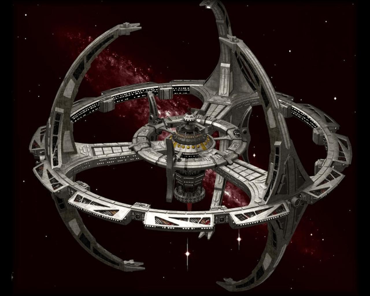 Star Trek: Deep Space Nine HD Wallpaper   Background Image
