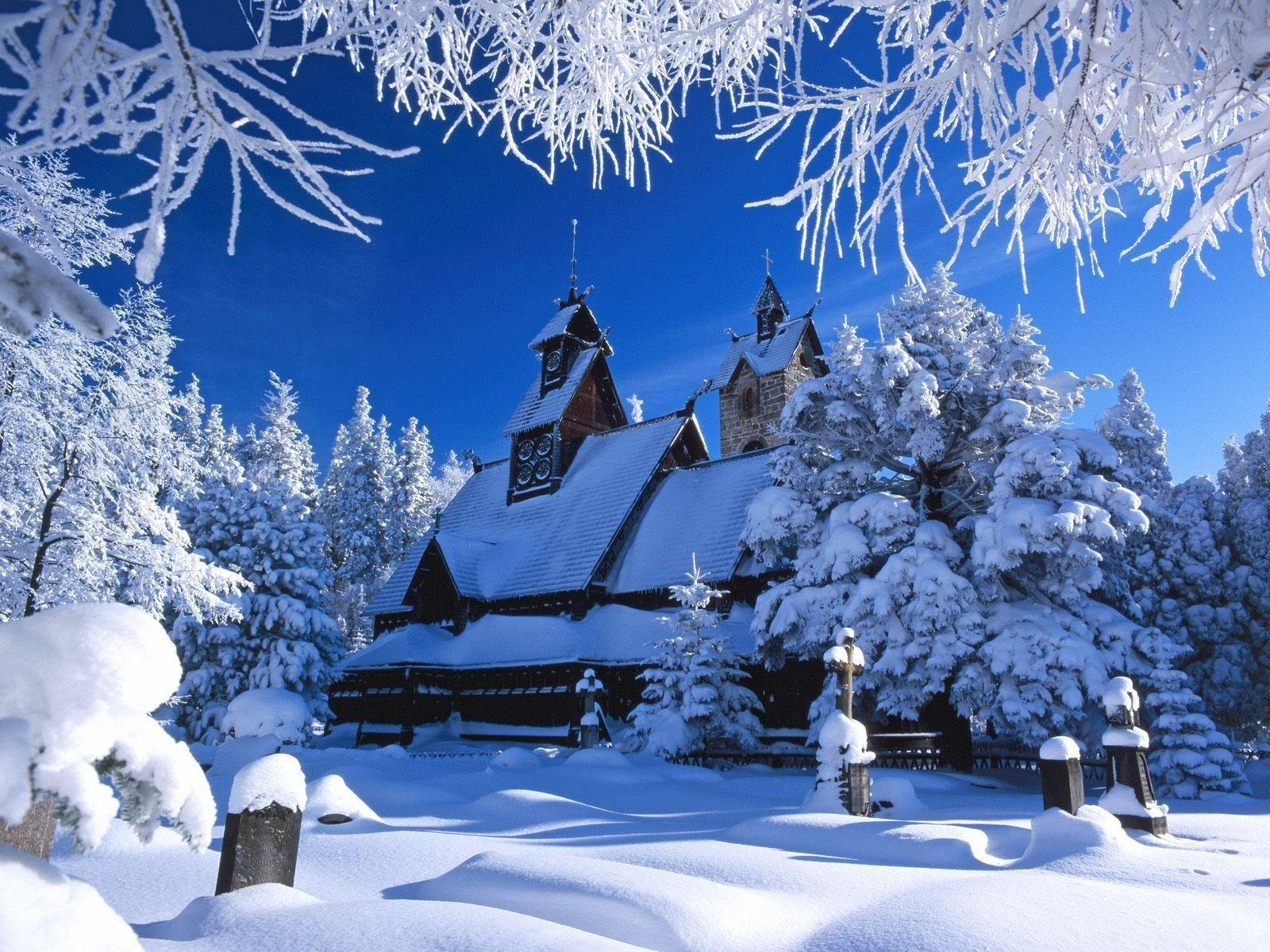 winter time wallpaper cool-#19