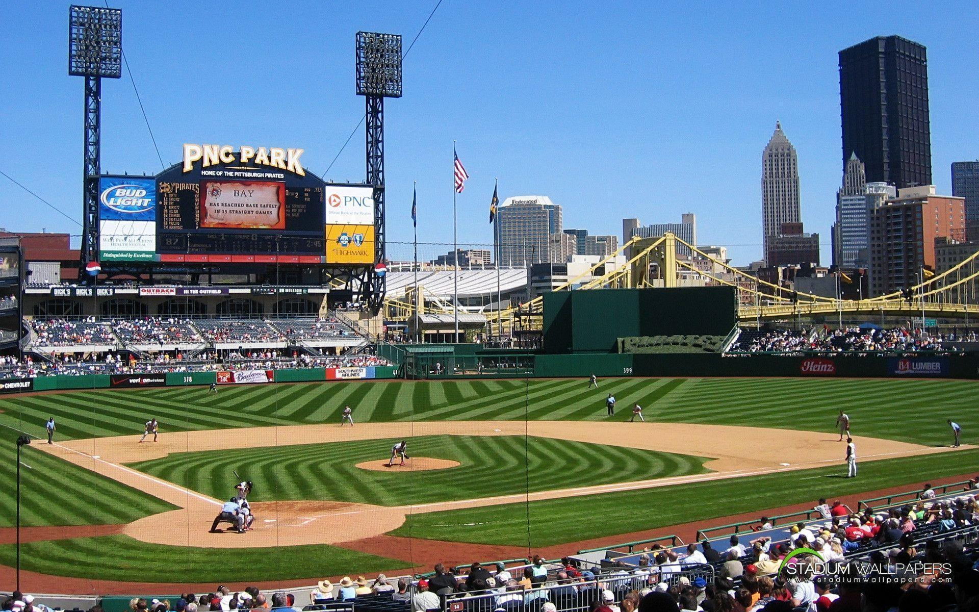 mlb baseball fields wallpaper - photo #1