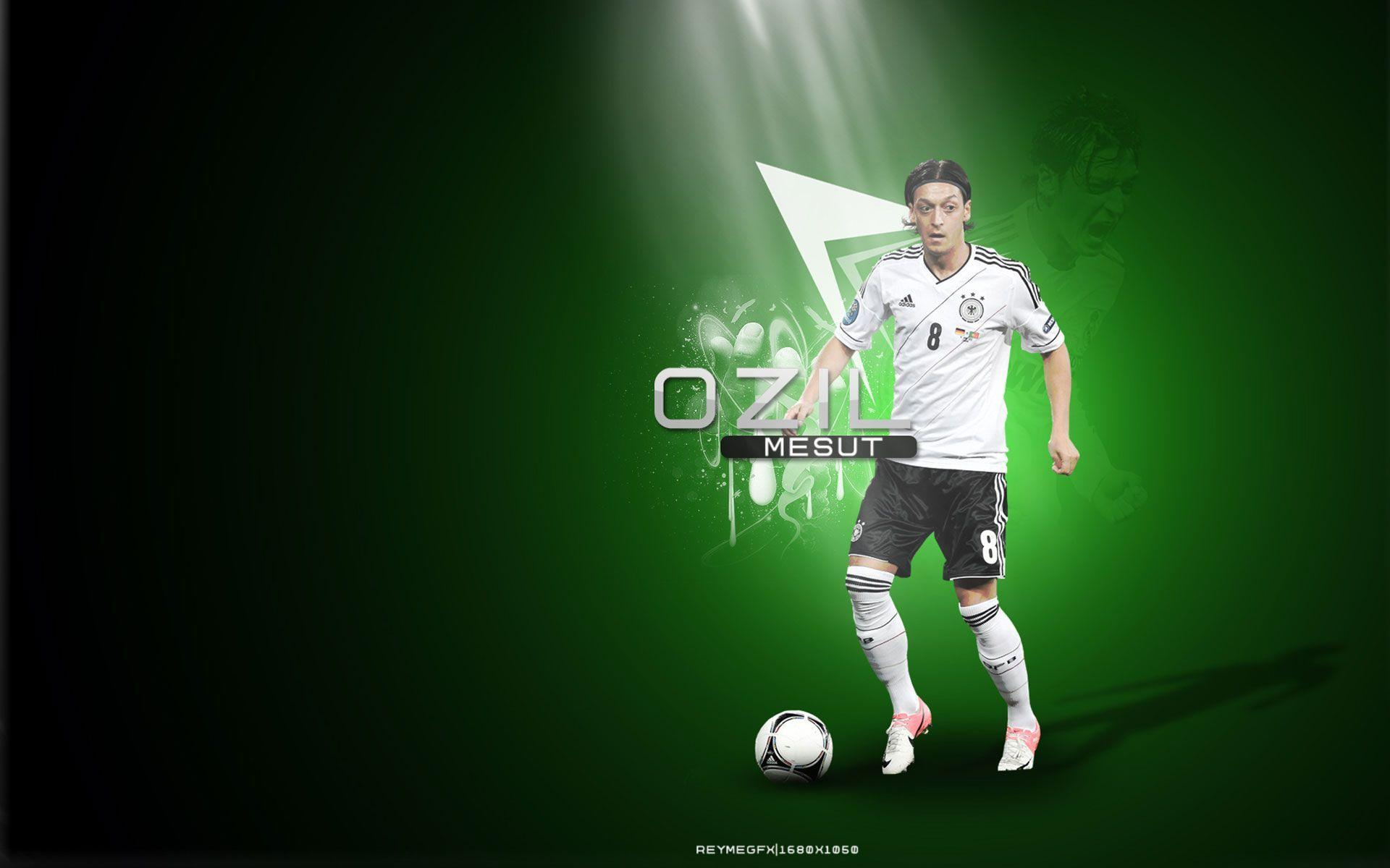 Mesut Ozil Wallpapers Wallpapers