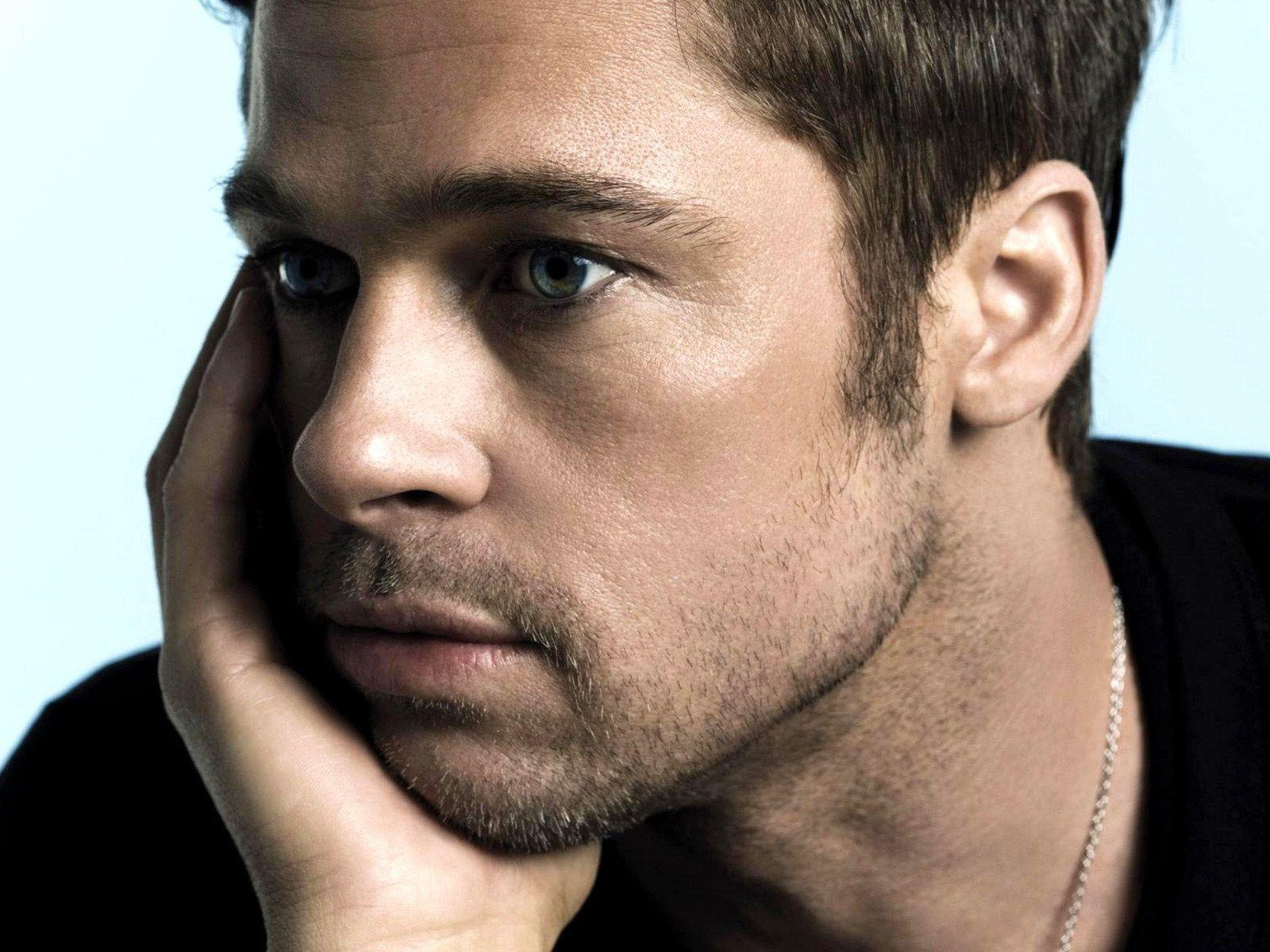 pitt - Brad Pitt Wallpaper (10613851) - Fanpop