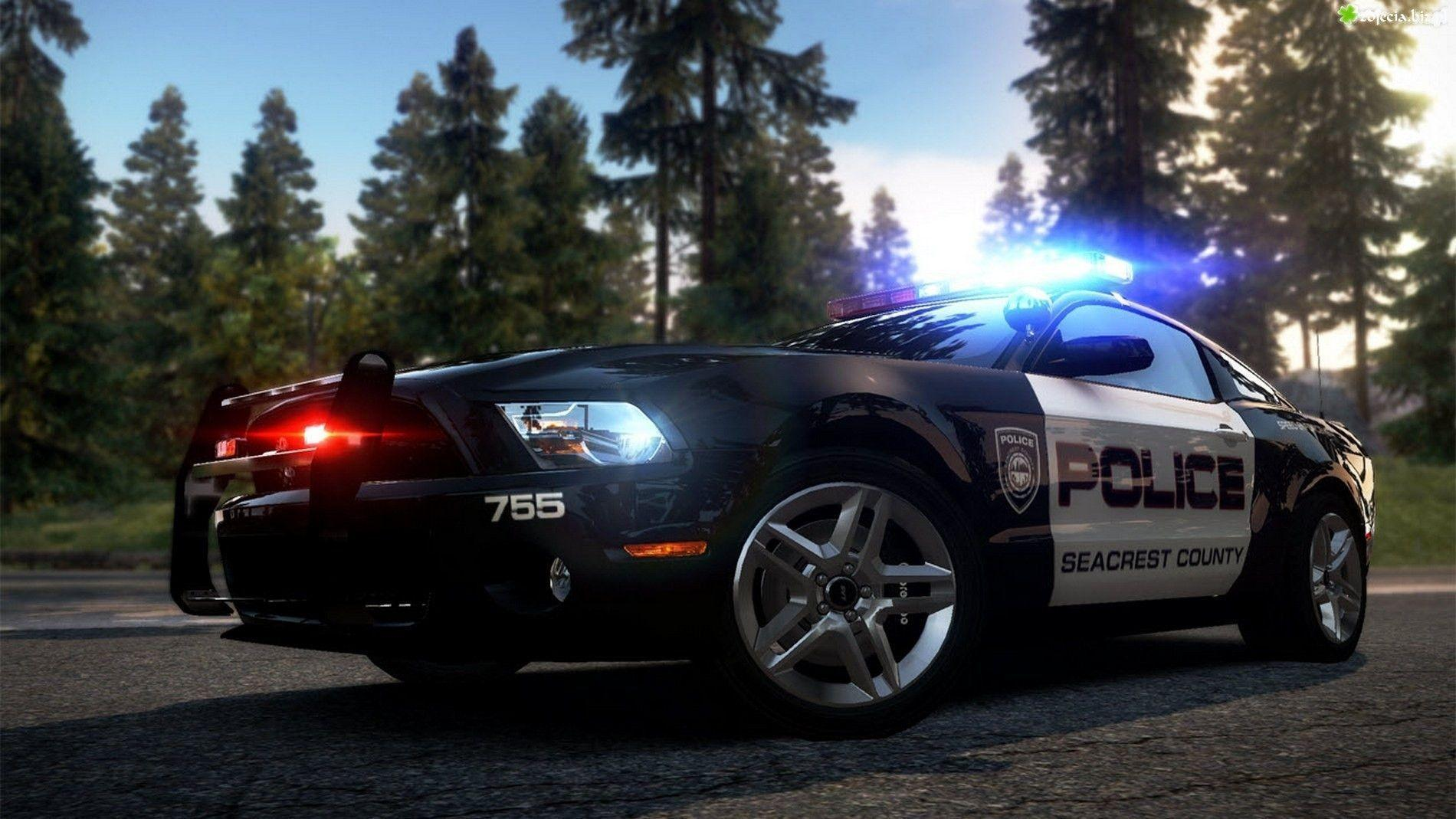 Police Car Wallpapers Wallpaper Cave