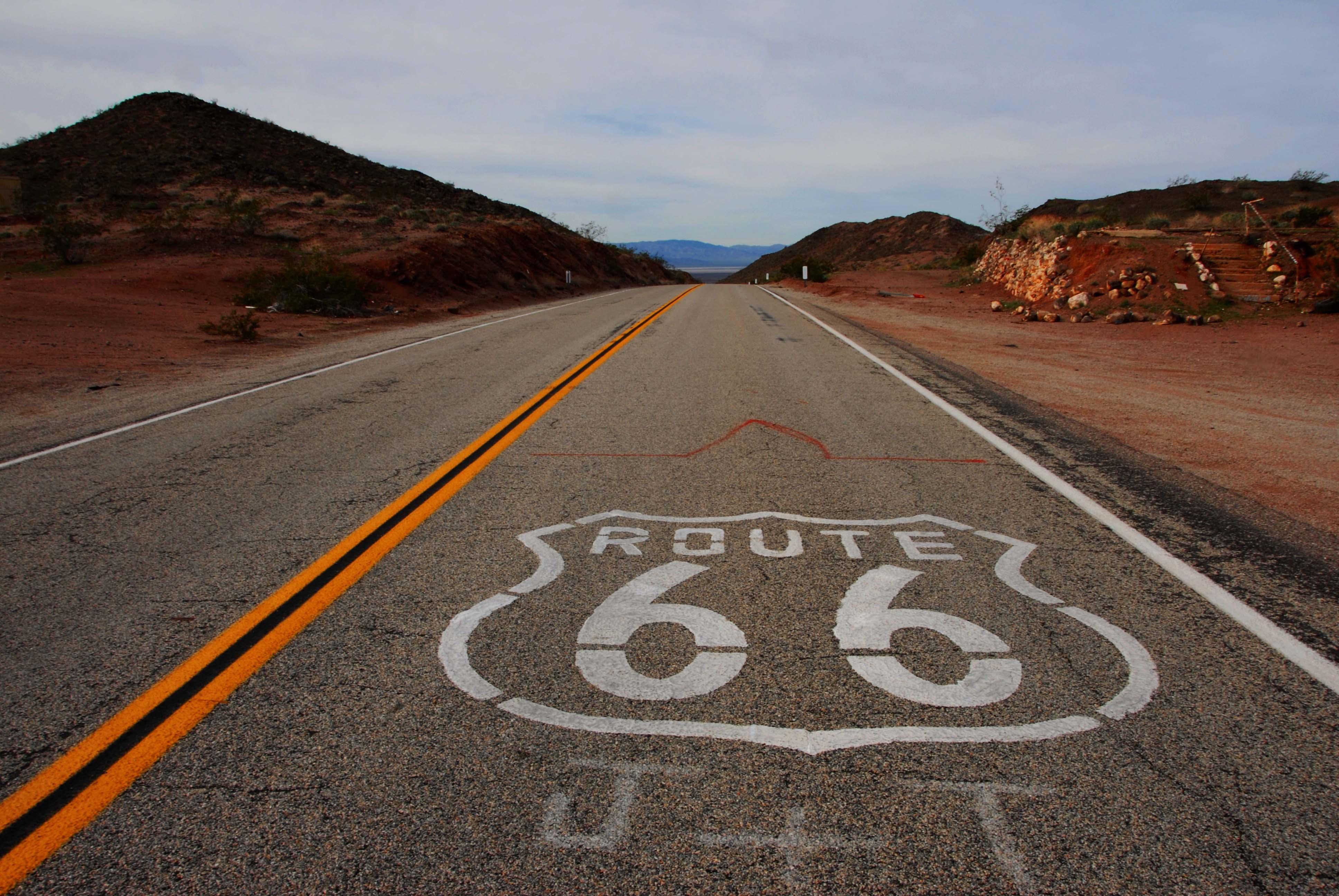 Картинки трасса 66