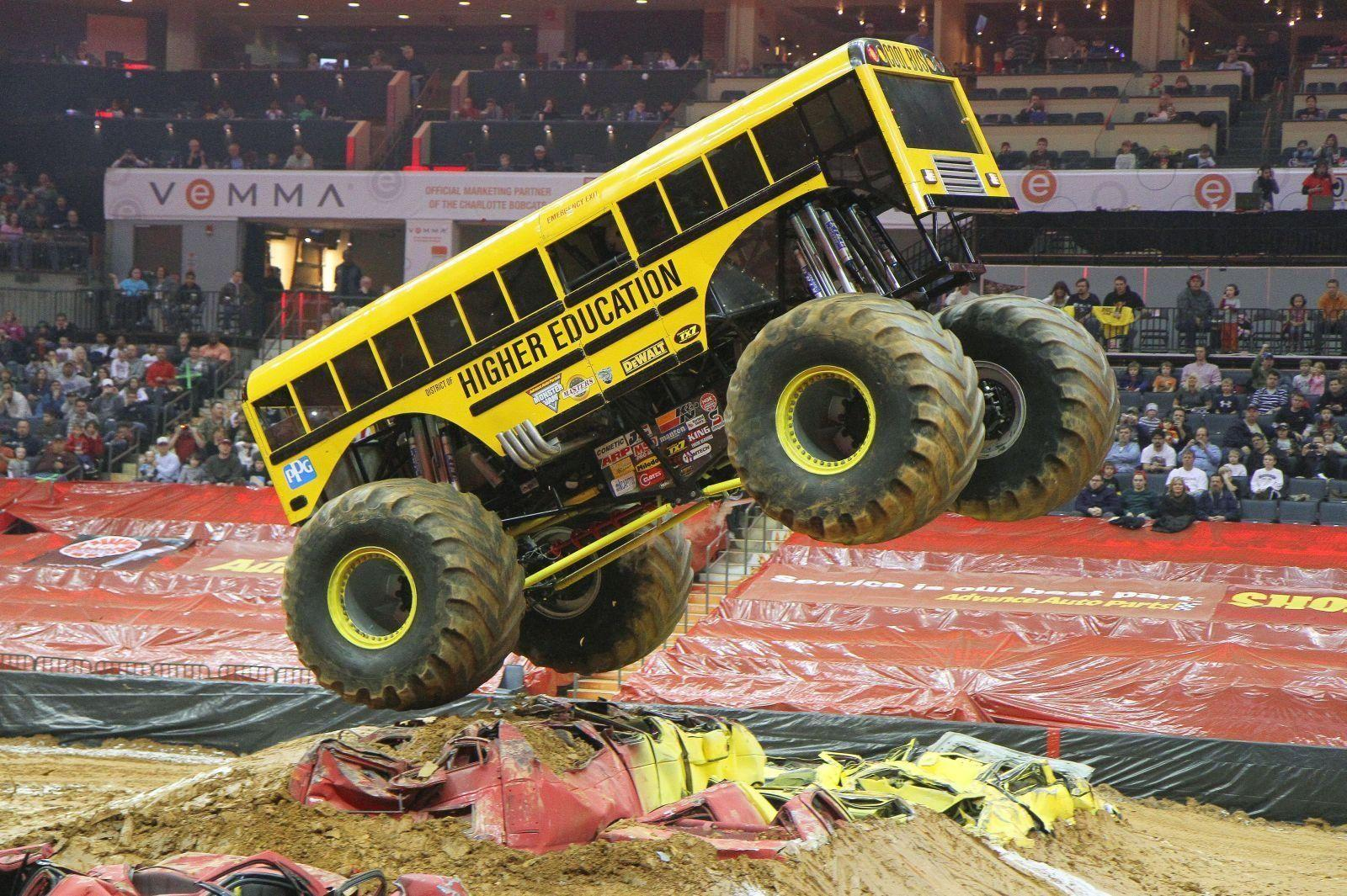Monster Trucks Wallpapers highereducation12_01 Wallpaper View