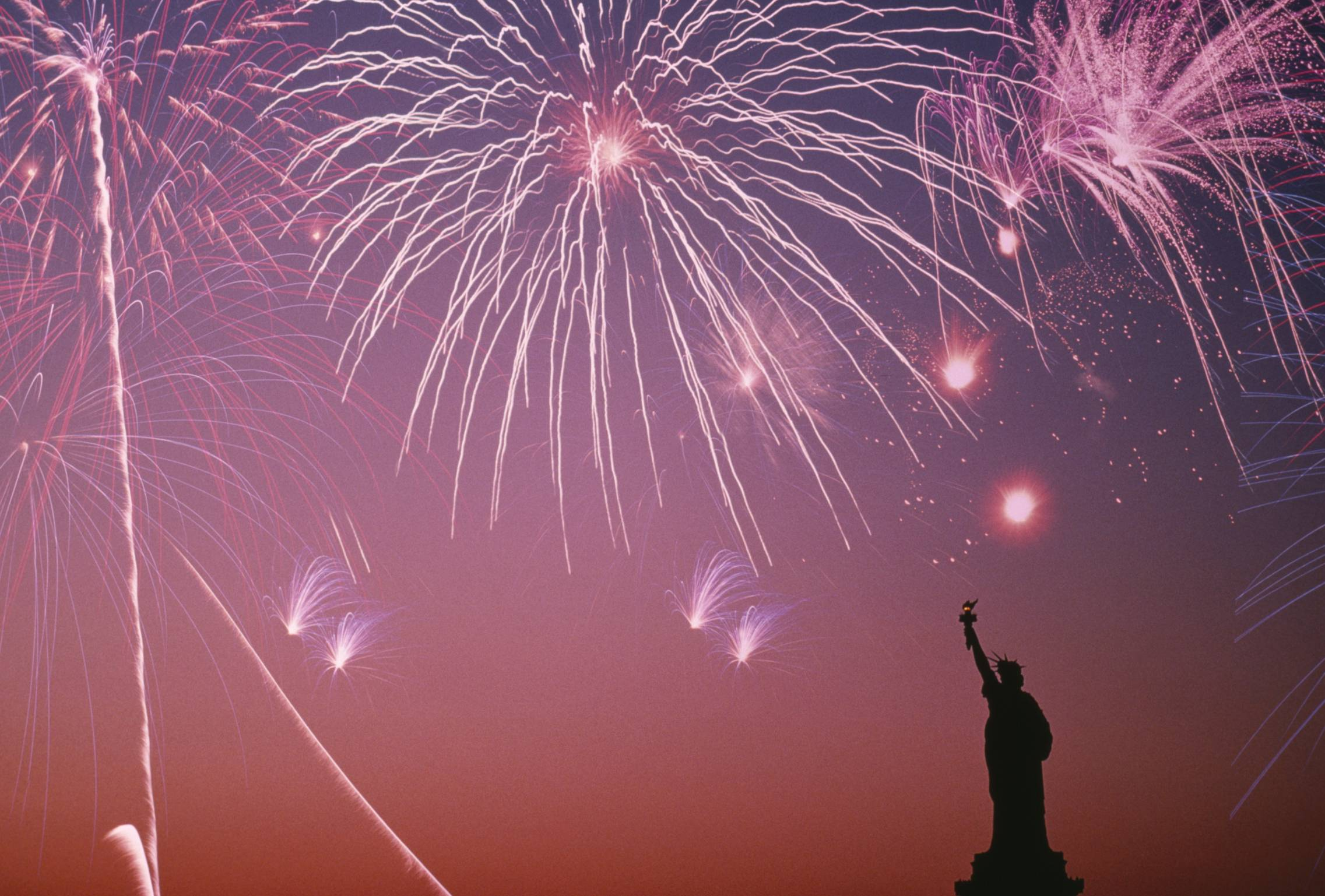 images for 4th of july fireworks background hd