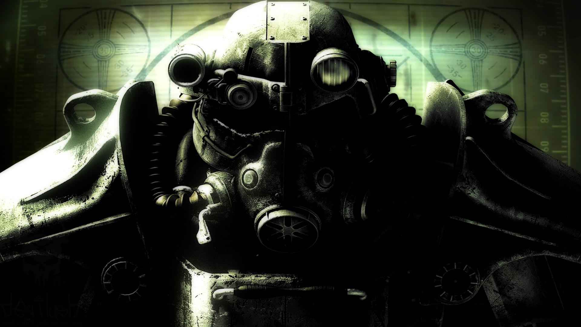 DeviantArt More Like Fallout 3 BoS PS3 HD Wallpaper By DEVILUSHNINJA