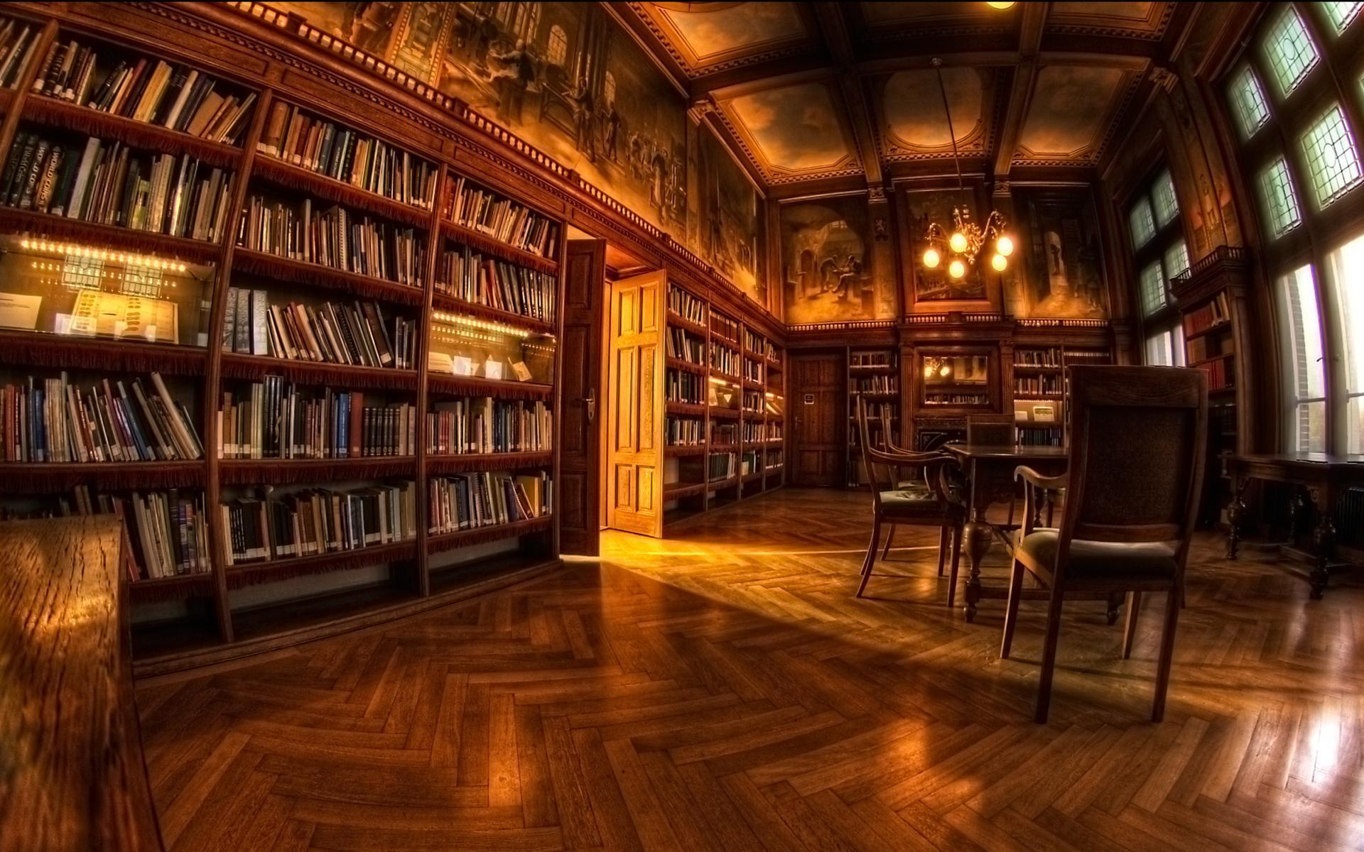 Library Wallpapers Wallpaper Cave