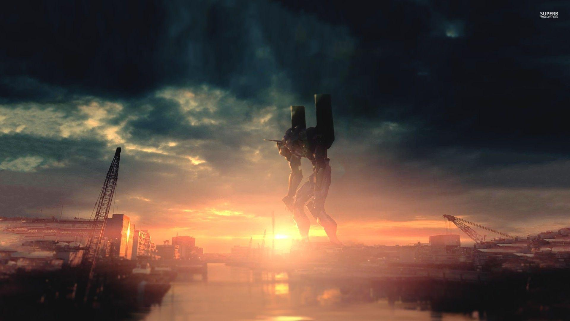 Evangelion 111 You Are Not Alone