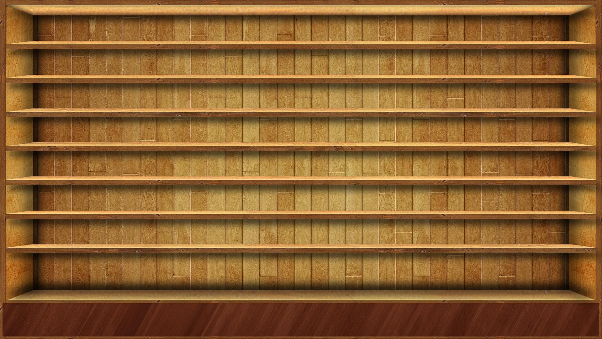 Wood Shelves HD Wallpapers Wallpapers computer