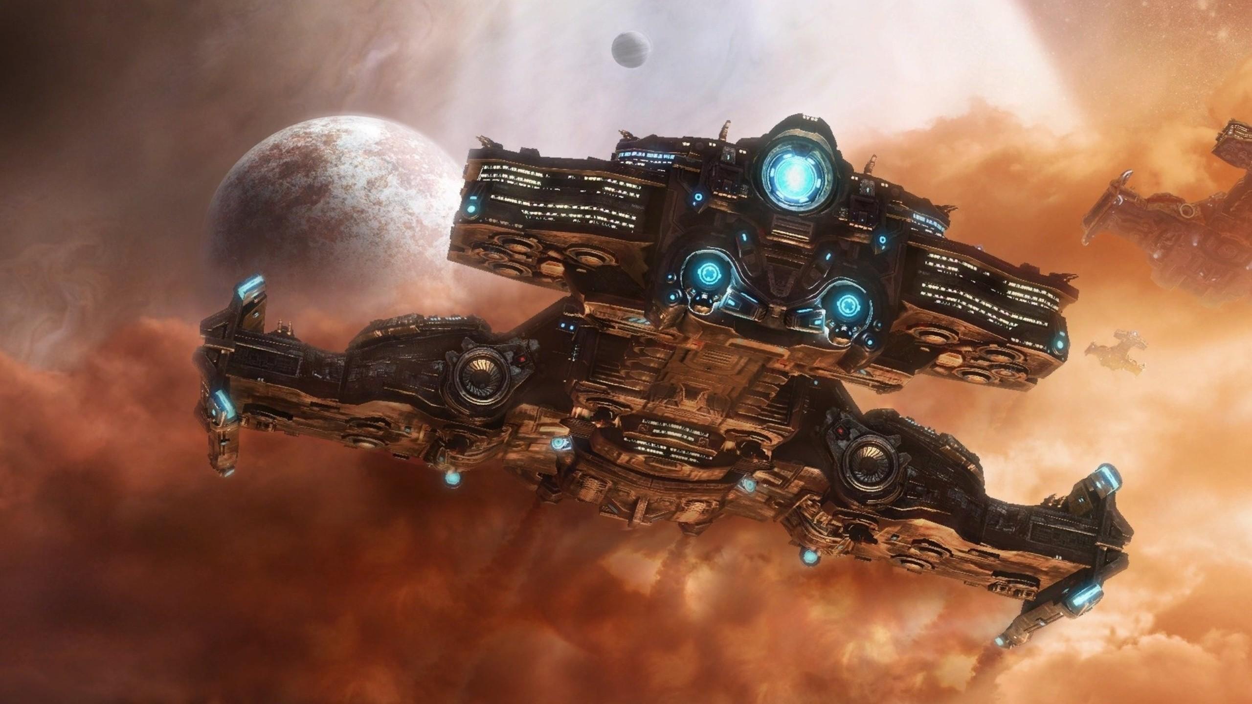 Spaceships Fantasy Spaceship Wallpaper 1920x1200 px Free Download ...