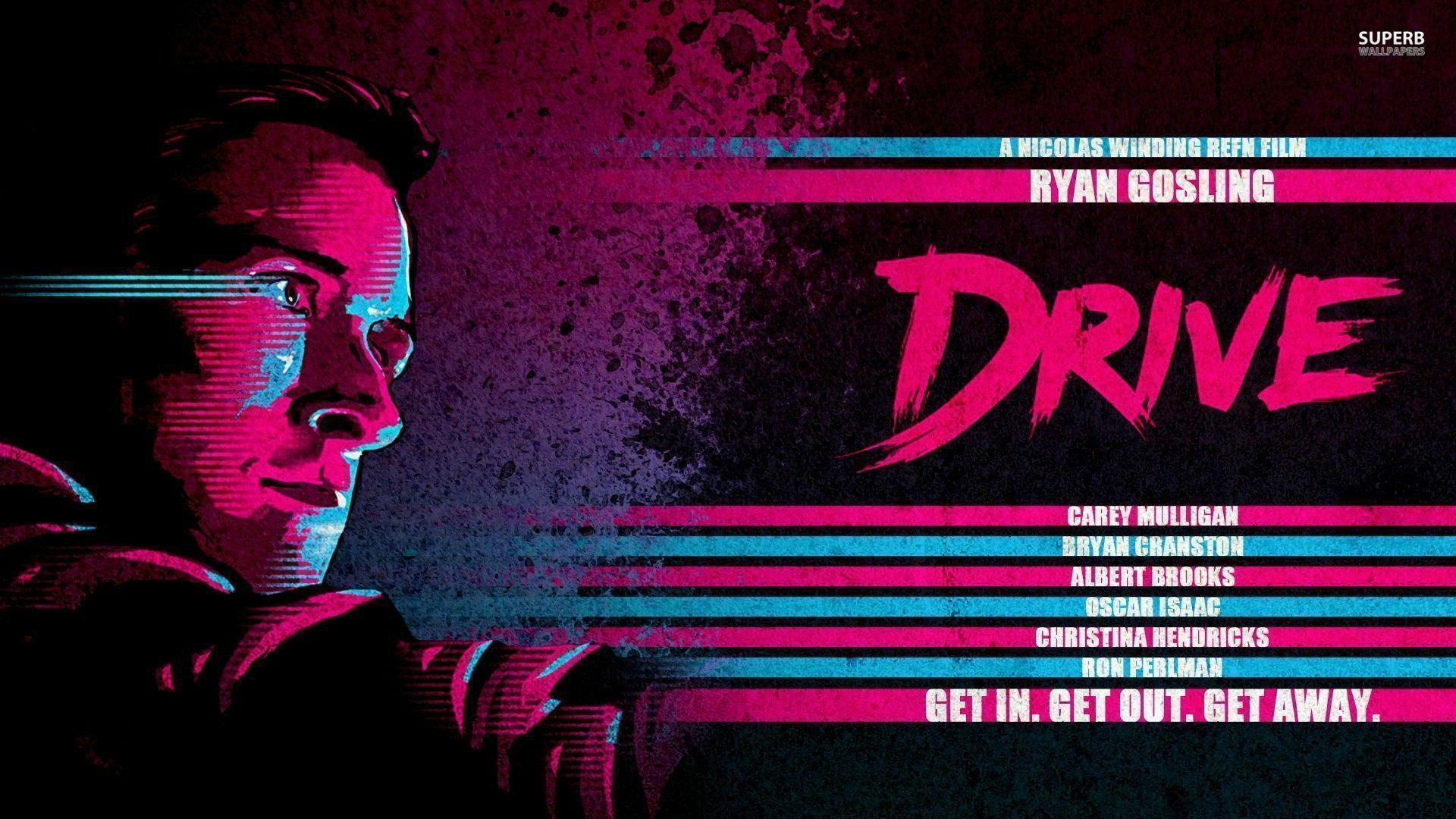 drive movie wallpaper images - photo #2