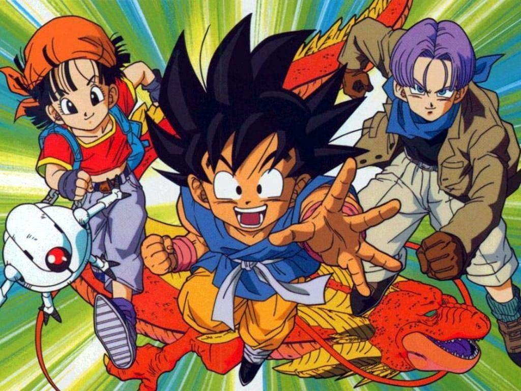 Dragon Ball Movie 401 Hd Wallpapers in Cartoons