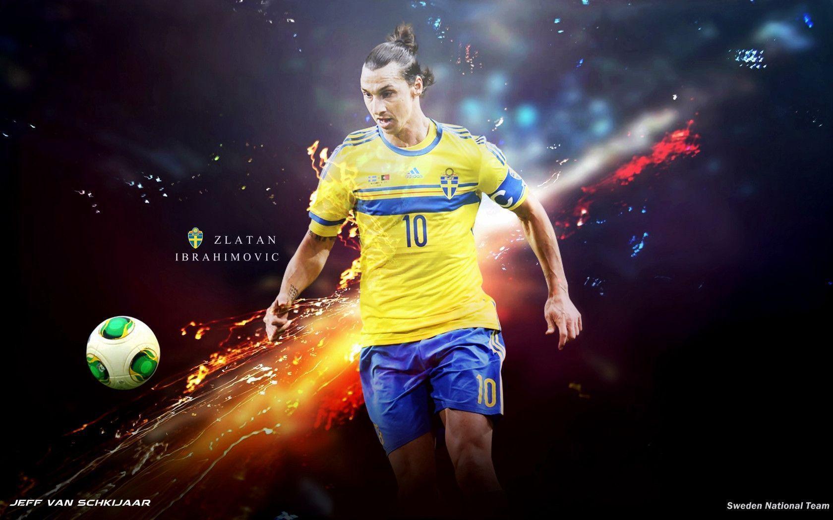 Zlatan Ibrahimovic Wallpaper 2014 Zlatan Ibrahimovic Wal...