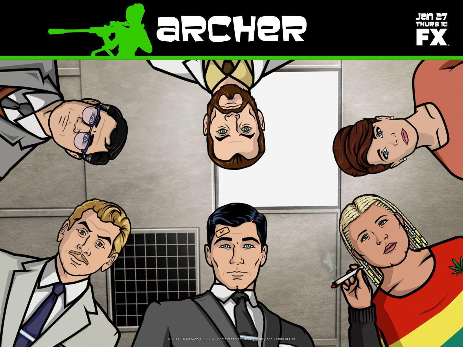 Sterling Archer Wallpapers - Wallpaper Cave