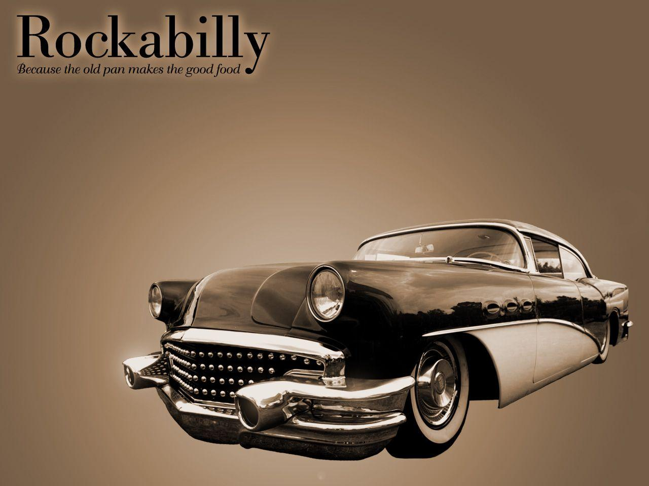 Rockabilly Wallpapers - Wallpaper Cave