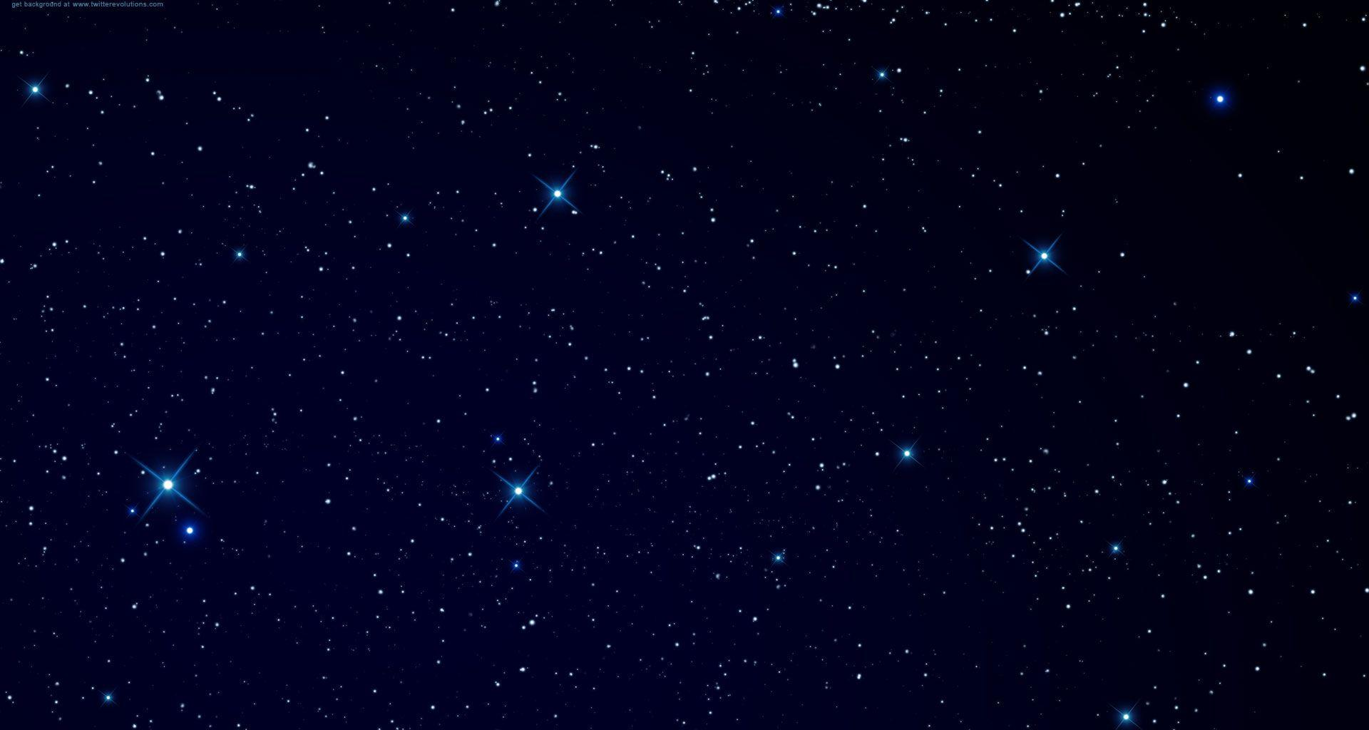 Wallpapers For > Space Stars Backgrounds