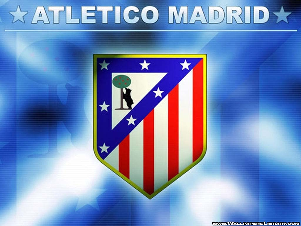 Atletico Madrid Logo Wallpapers