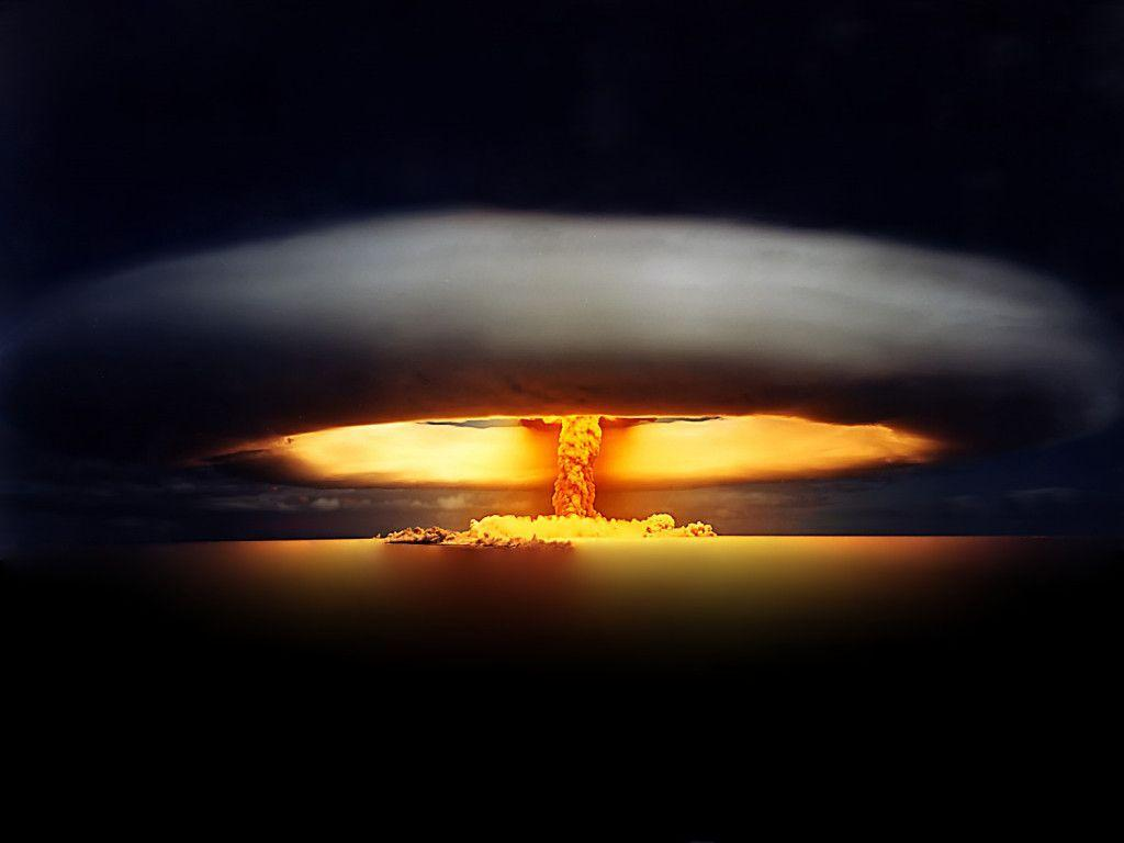 Wallpapers For > Nuclear Bomb Wallpaper
