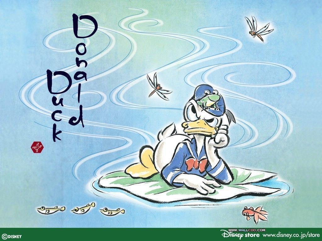 ディズニー ドナルドダック Donald Duck Pcデスクトップ壁紙 画像集