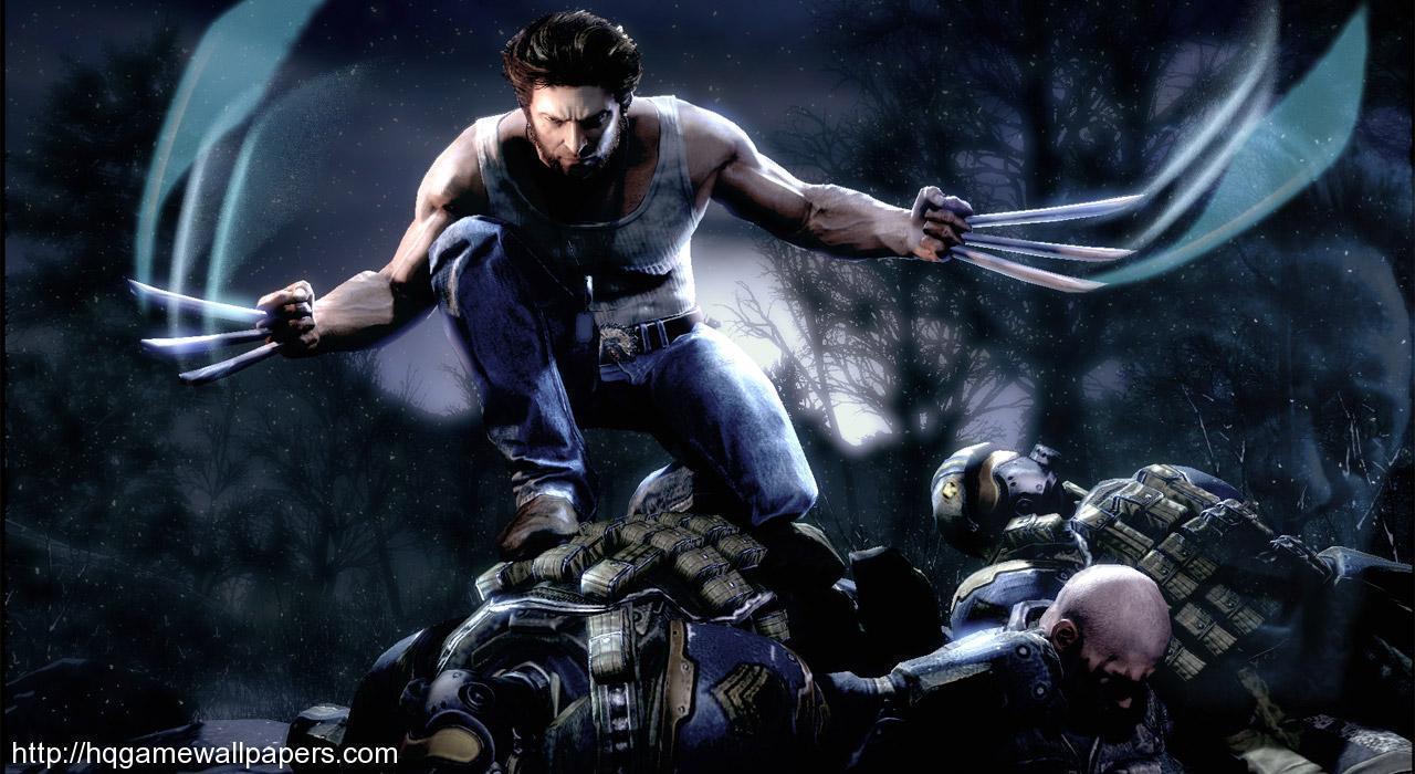 X Men Origins Wolverine Widescreen Wallpaper