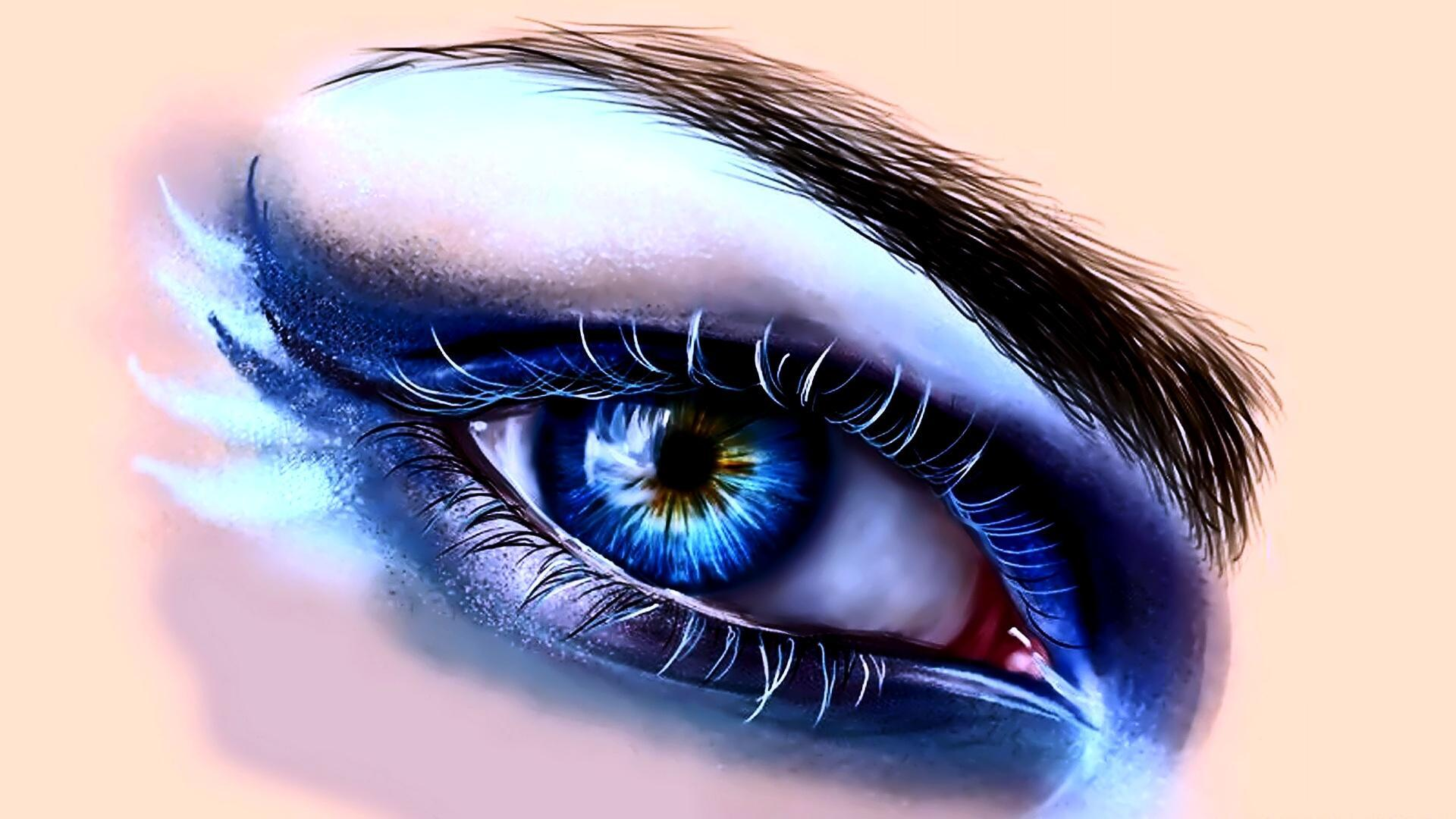 Beautiful Eyes Wallpapers
