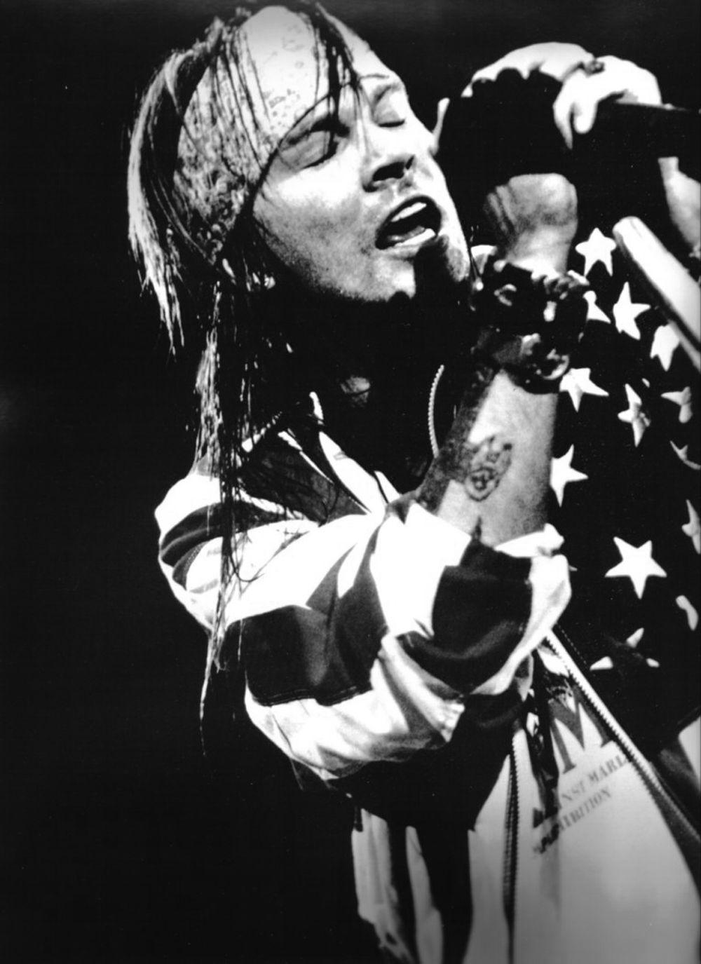 axl rose wallpaper - photo #4