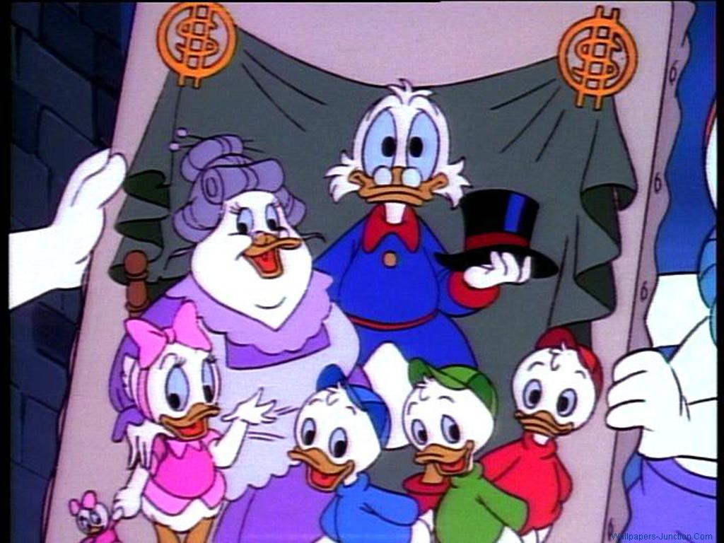 Pix For > Duck Tales Wallpapers