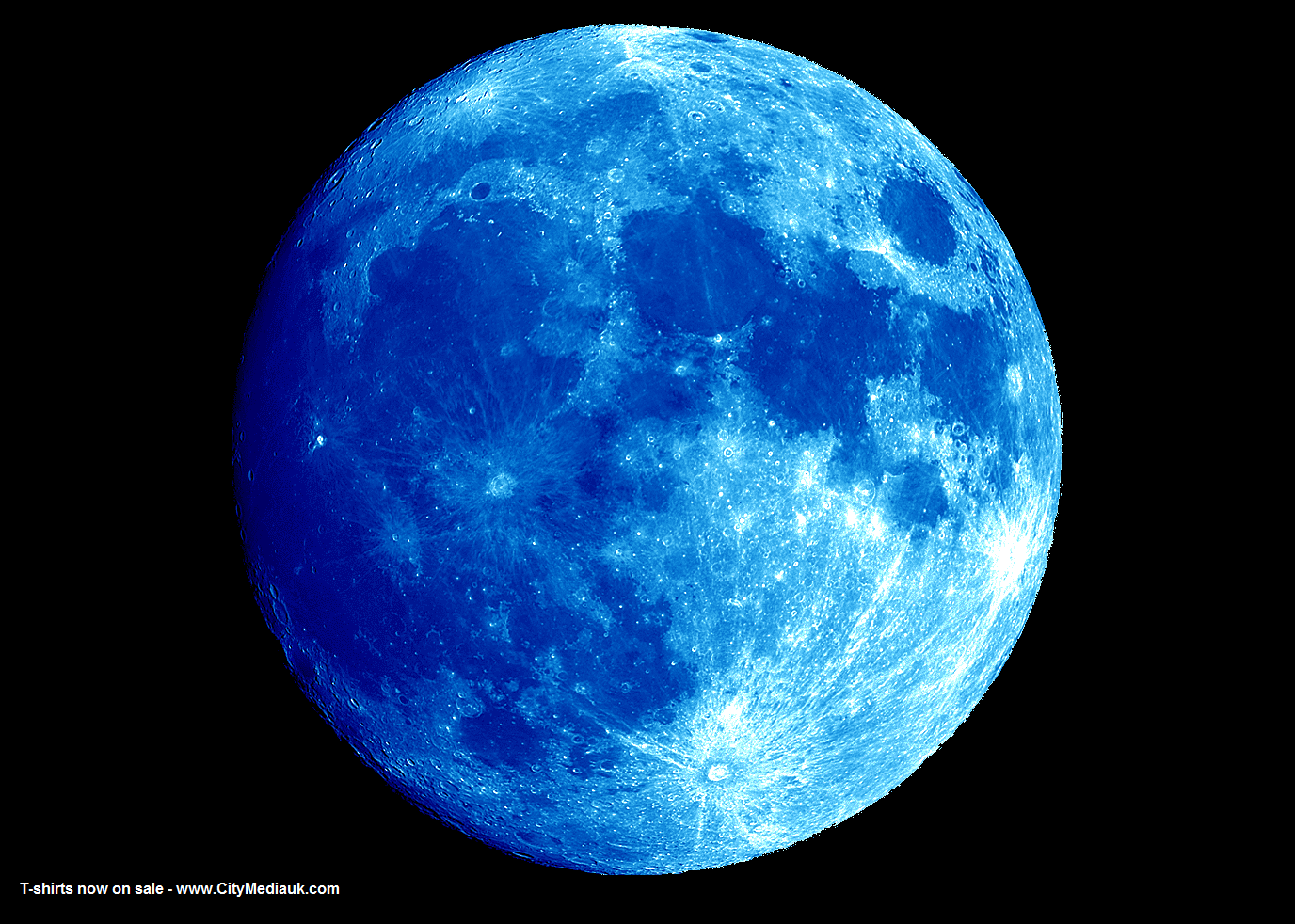 blue moon - photo #14