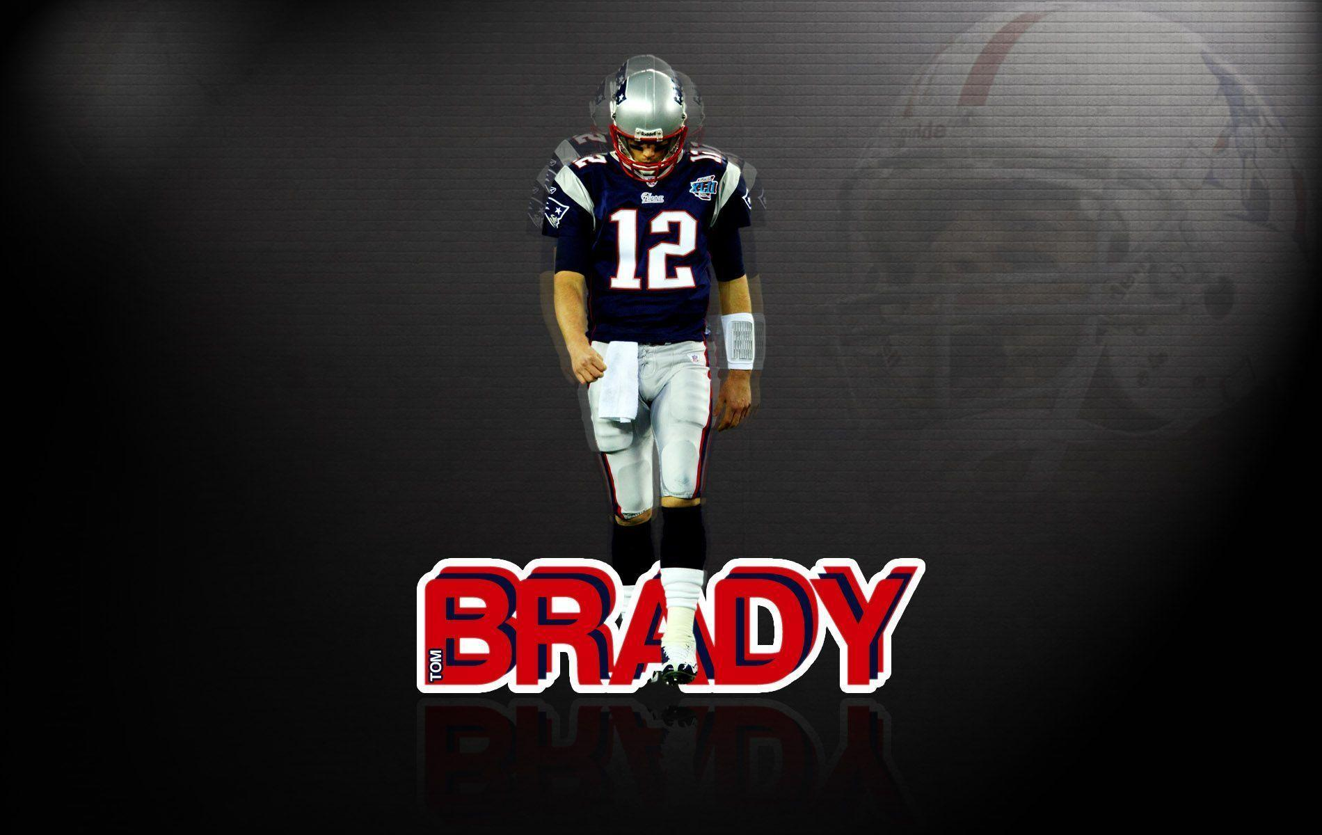 Tom Brady 2015 New England Patriots Wallpaper Wide or HD | Male ...