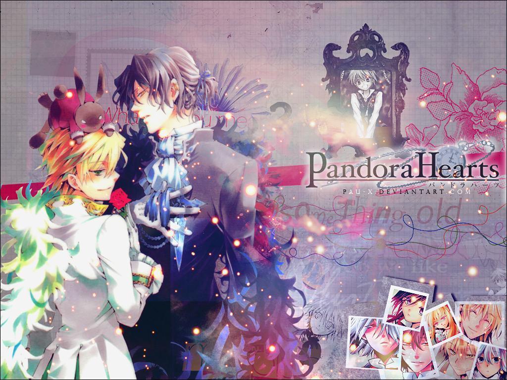 Pandora Hearts Wallpapers - Wallpaper Cave