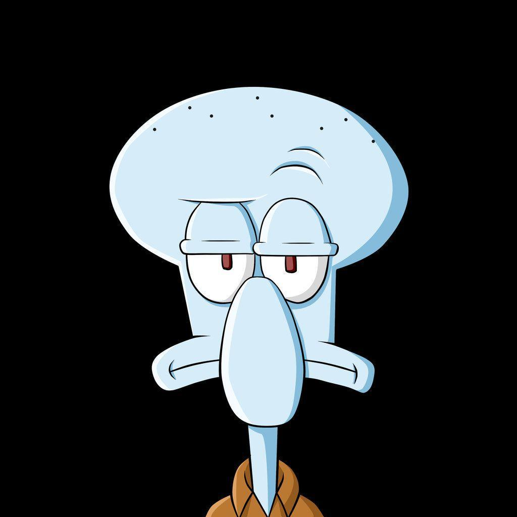 Squidward Wallpapers Wallpaper Cave