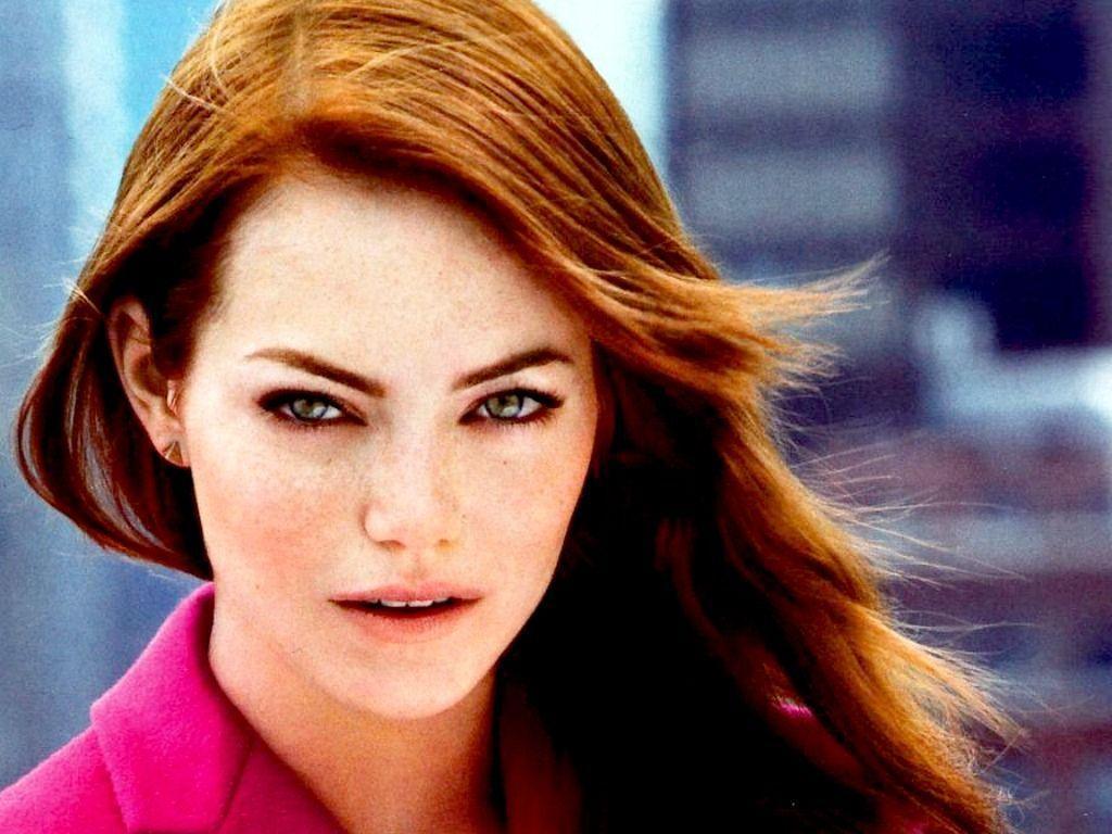 Natural and beauty Emma Stone Wallpaper - JoJo PixJoJo Pix