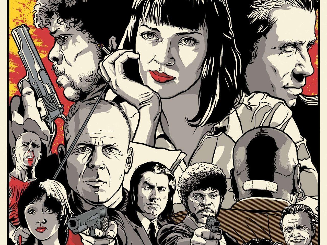 Pulp Fiction Wallpapers - Wallpaper Cave