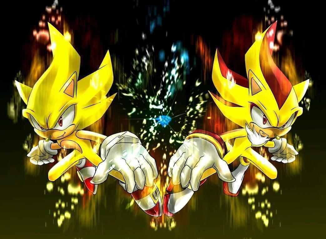 Super Sonic Wallpapers Wallpaper