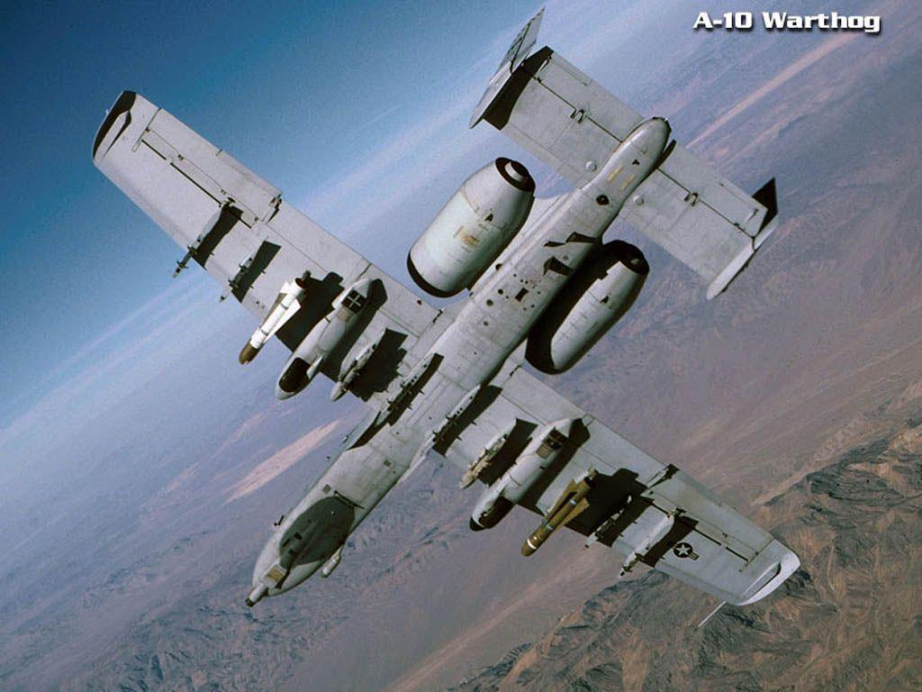 A-10 Warthog Wallpapers - Wallpaper Cave