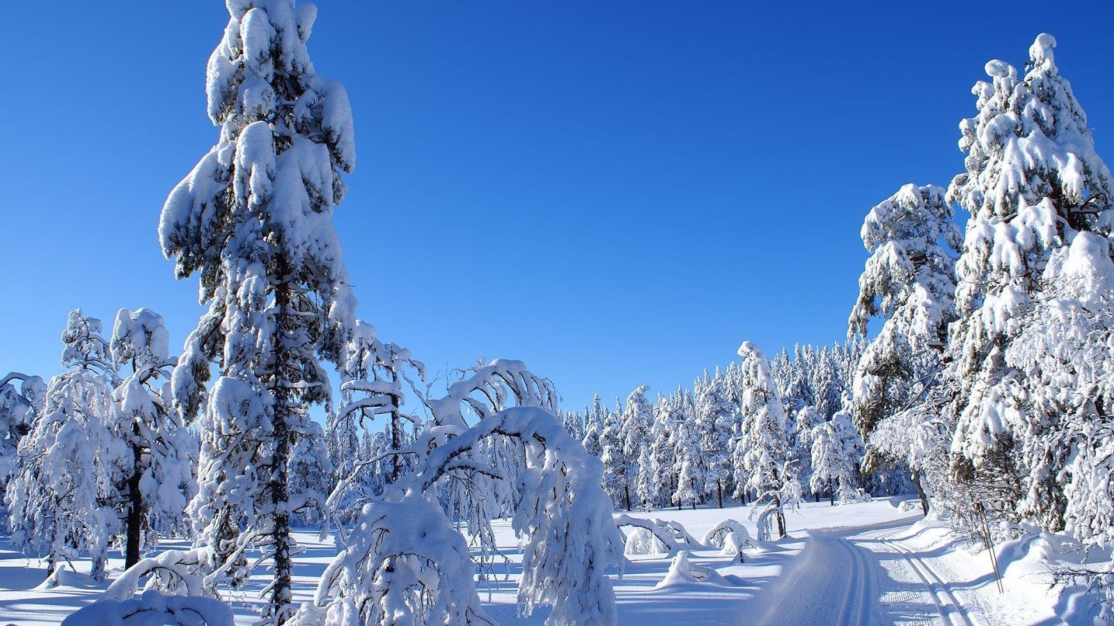 scenic winter beautiful wallpapers - photo #22