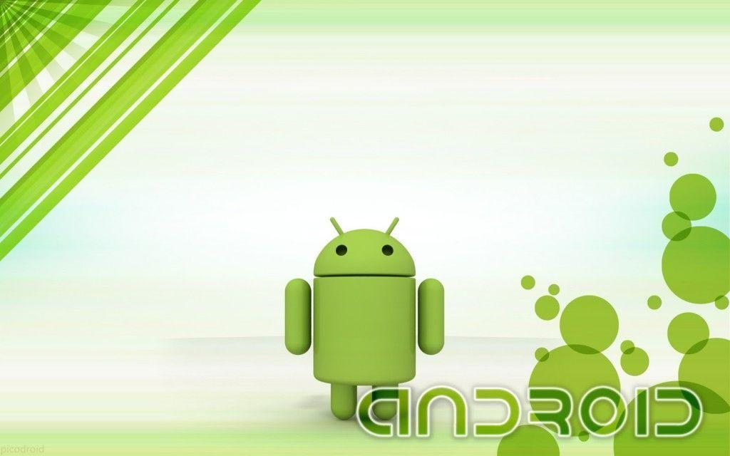 Android Logo 3D Best HD Wallpapers | Gambar Photo